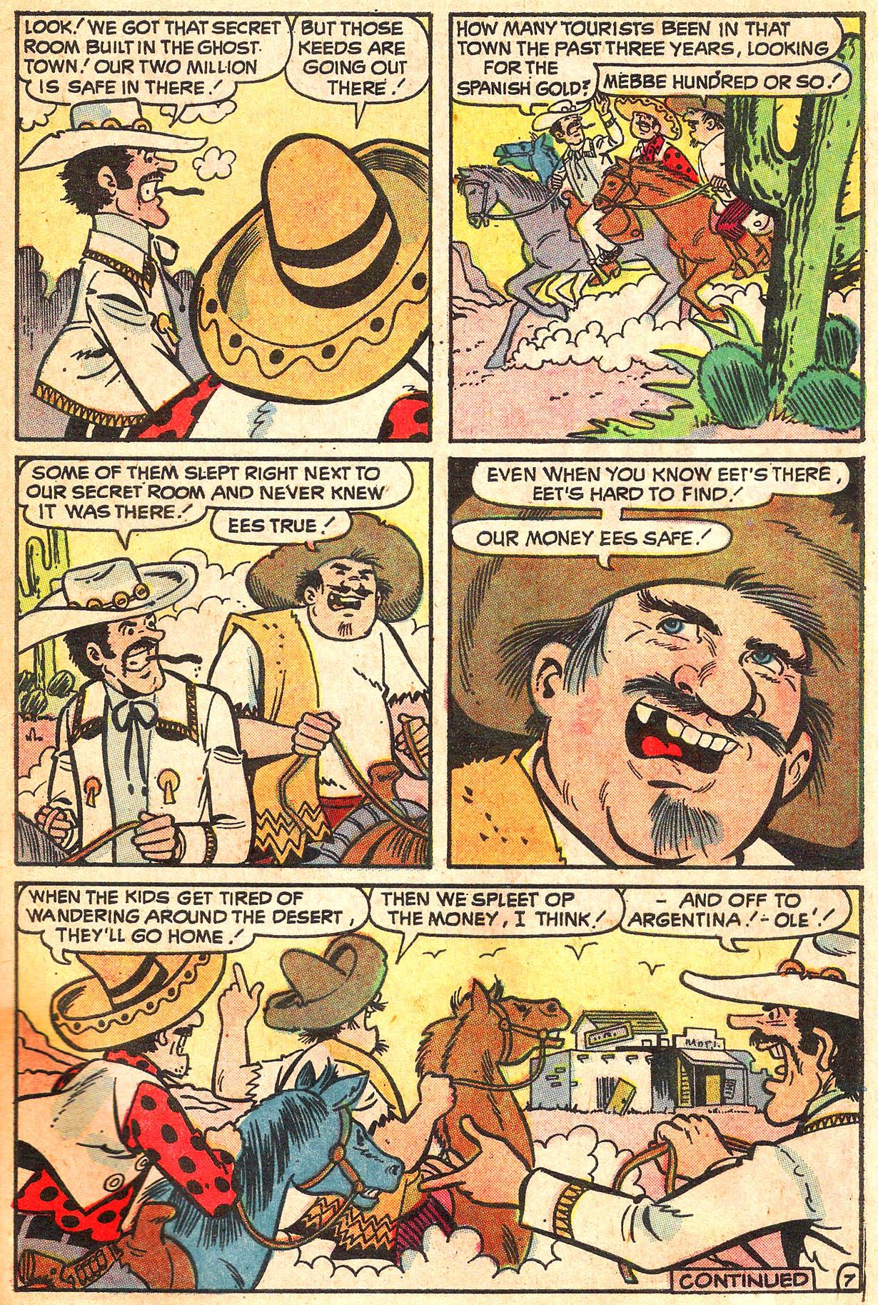 Read online She's Josie comic -  Issue #64 - 43
