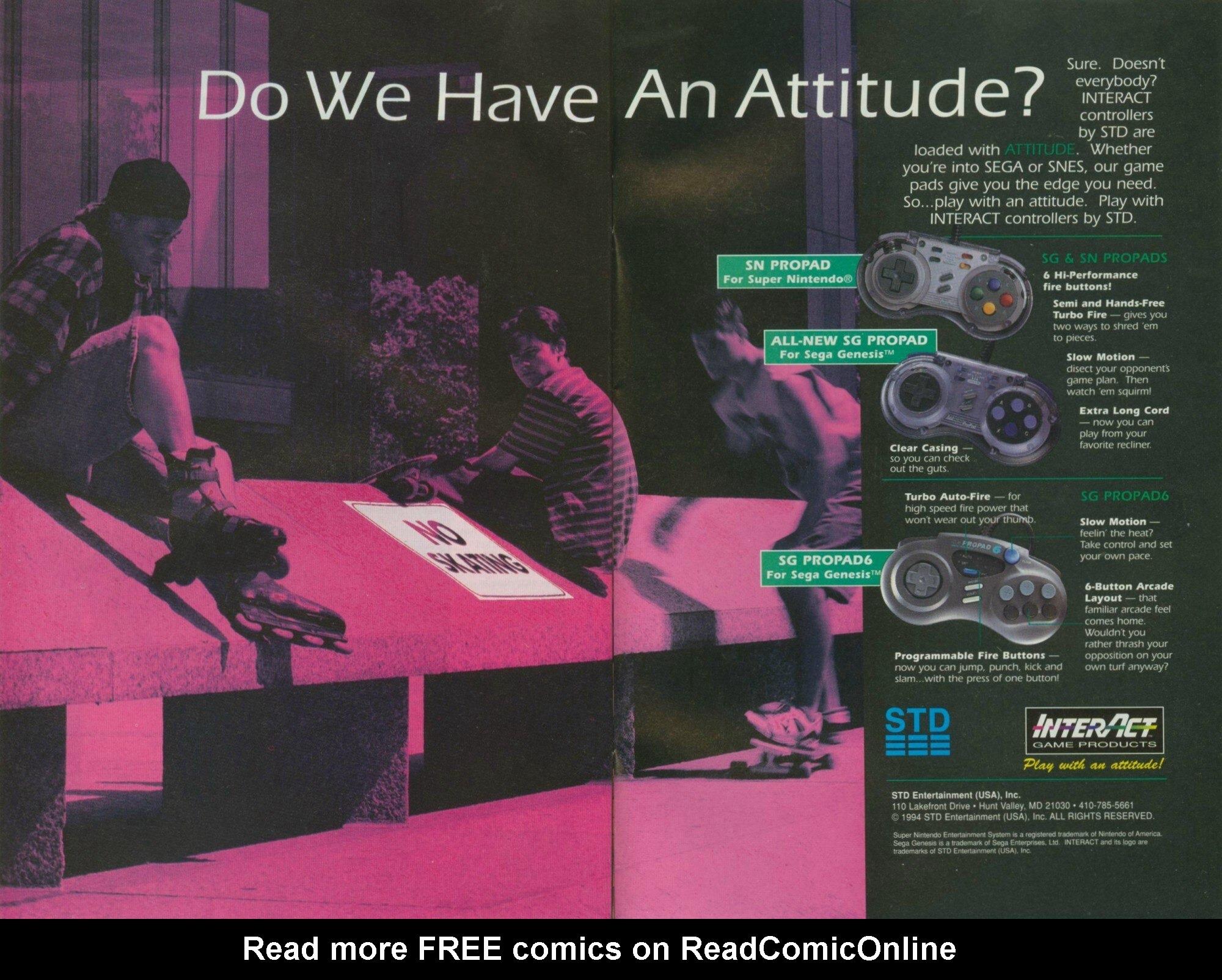 Read online Sludge comic -  Issue #9 - 34