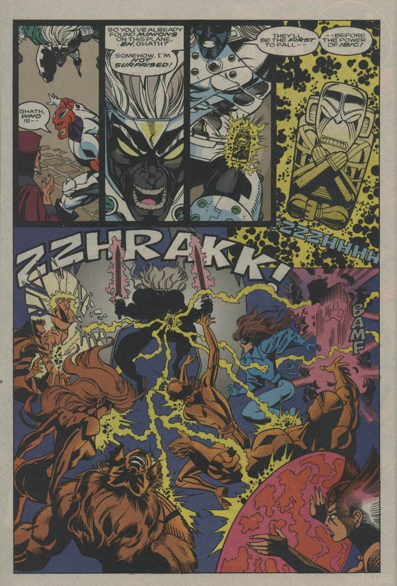 Excalibur (1988) issue Annual 1 - Page 9