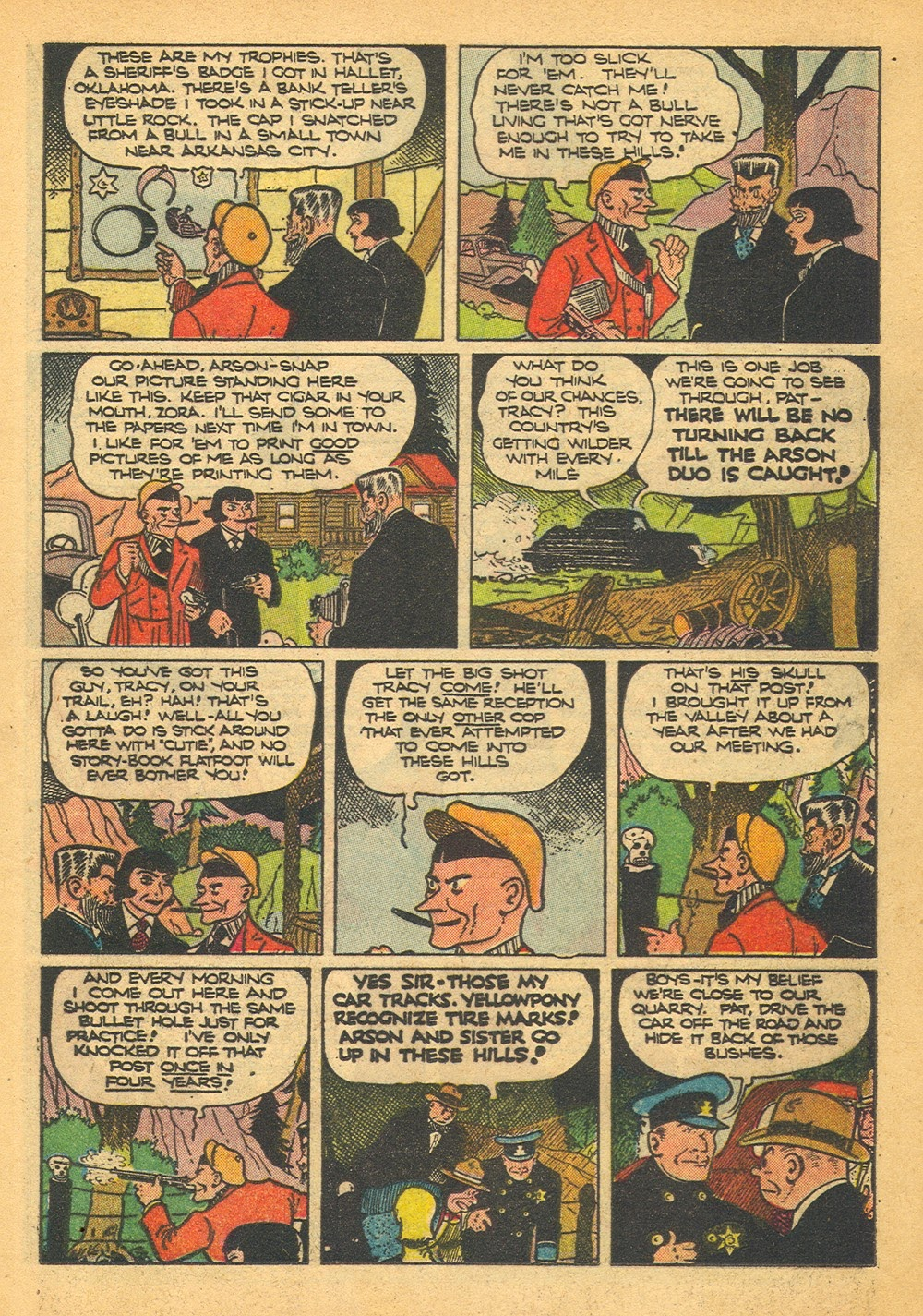 Dick Tracy Monthly issue 10 - Page 13