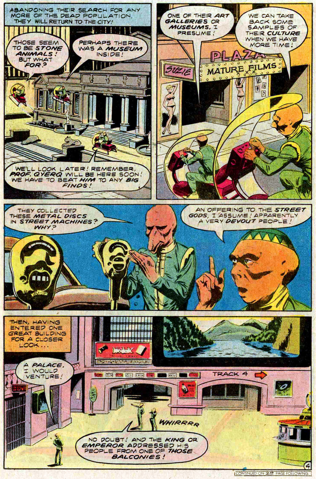 Read online Secrets of Haunted House comic -  Issue #35 - 18