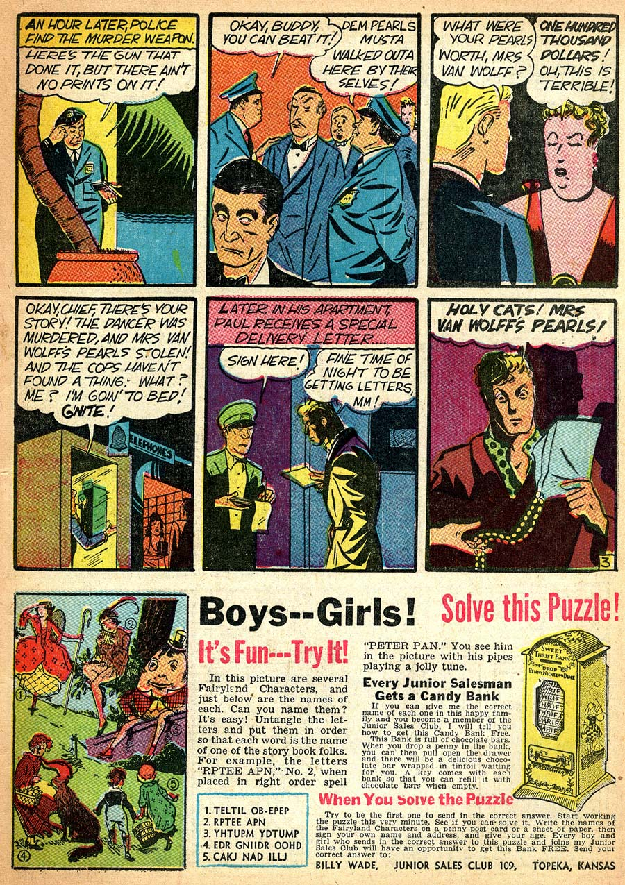 Blue Ribbon Comics (1939) issue 8 - Page 31