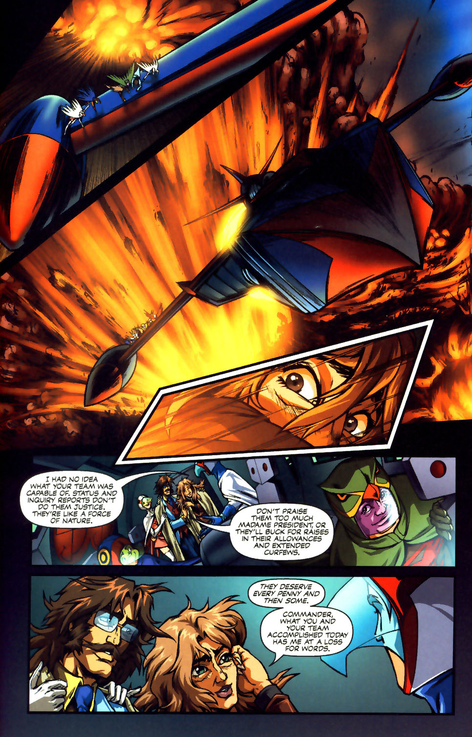 Battle of the Planets Issue #12 #14 - English 37