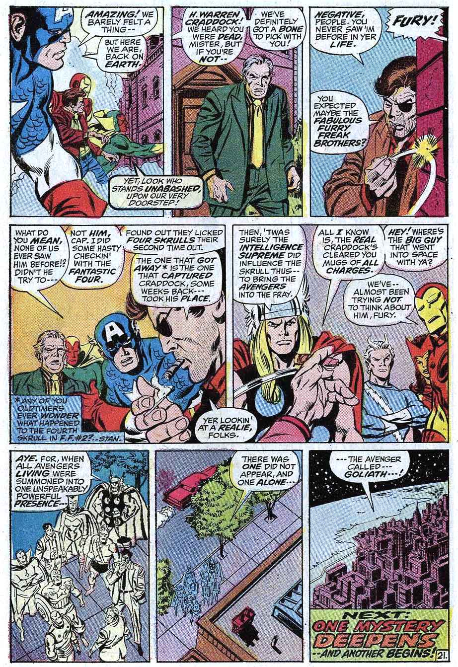 The Avengers (1963) 97 Page 26