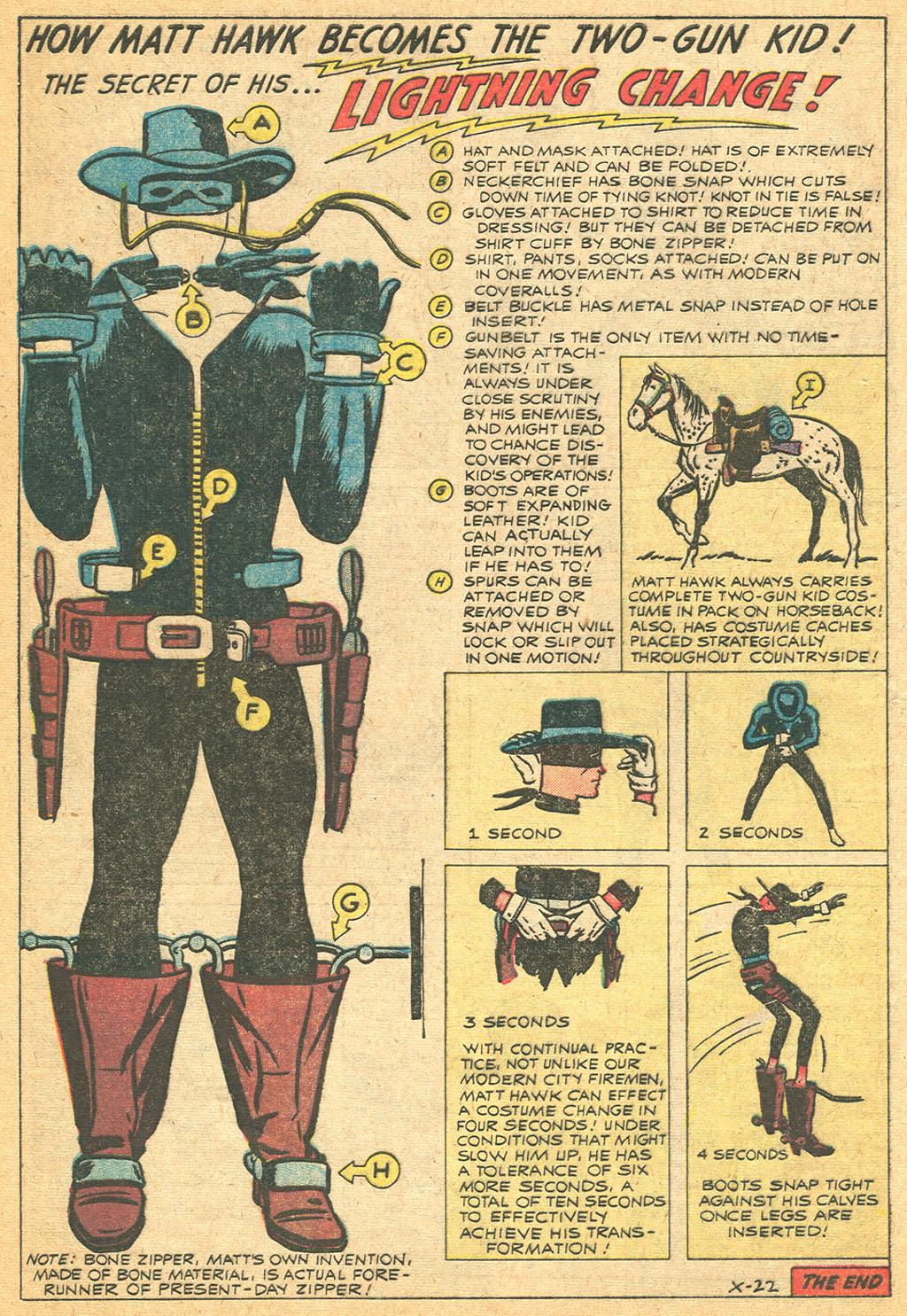 Read online Two-Gun Kid comic -  Issue #61 - 8