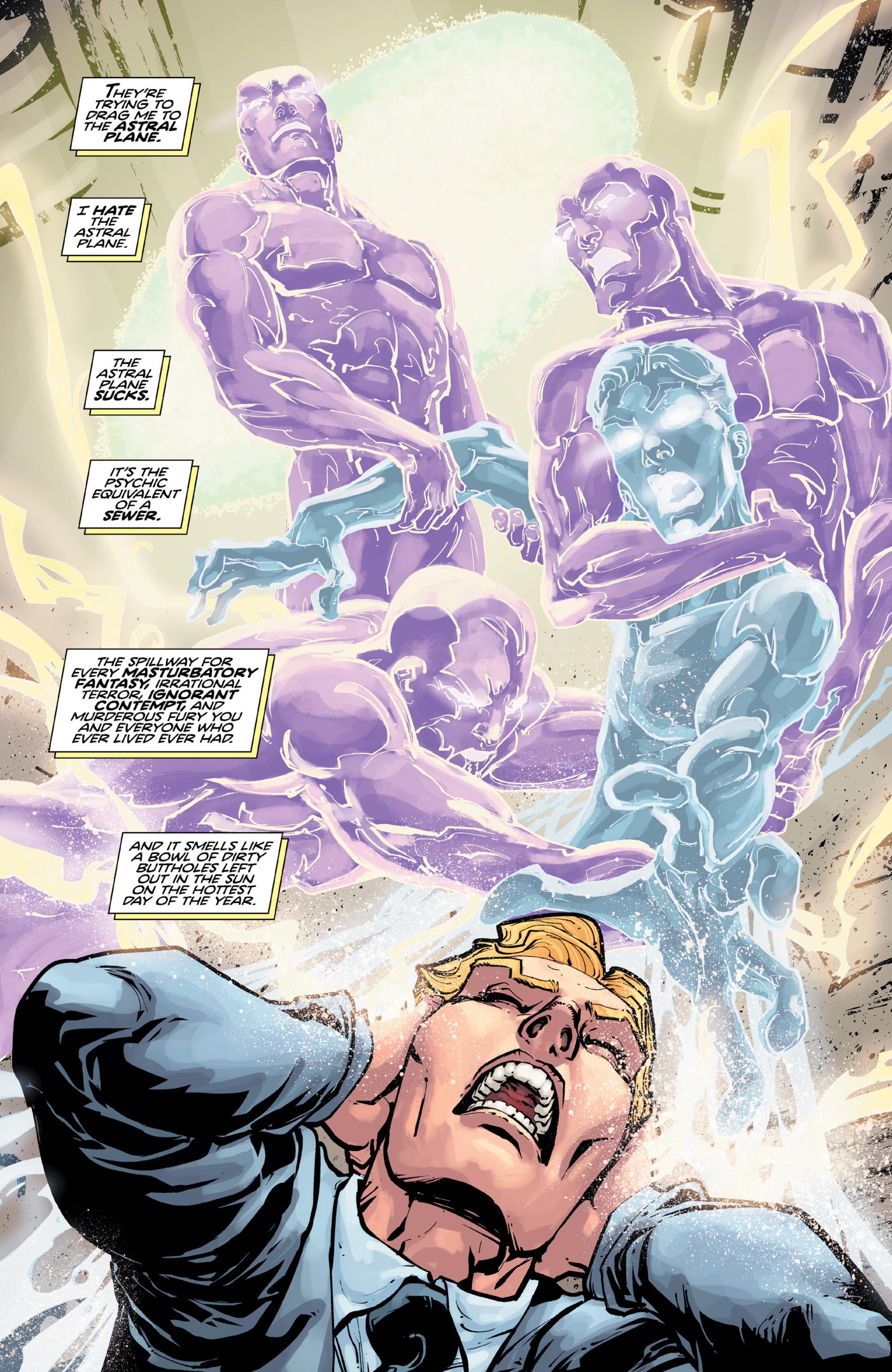 Read online Brain Boy:  The Men from G.E.S.T.A.L.T. comic -  Issue # TPB - 32