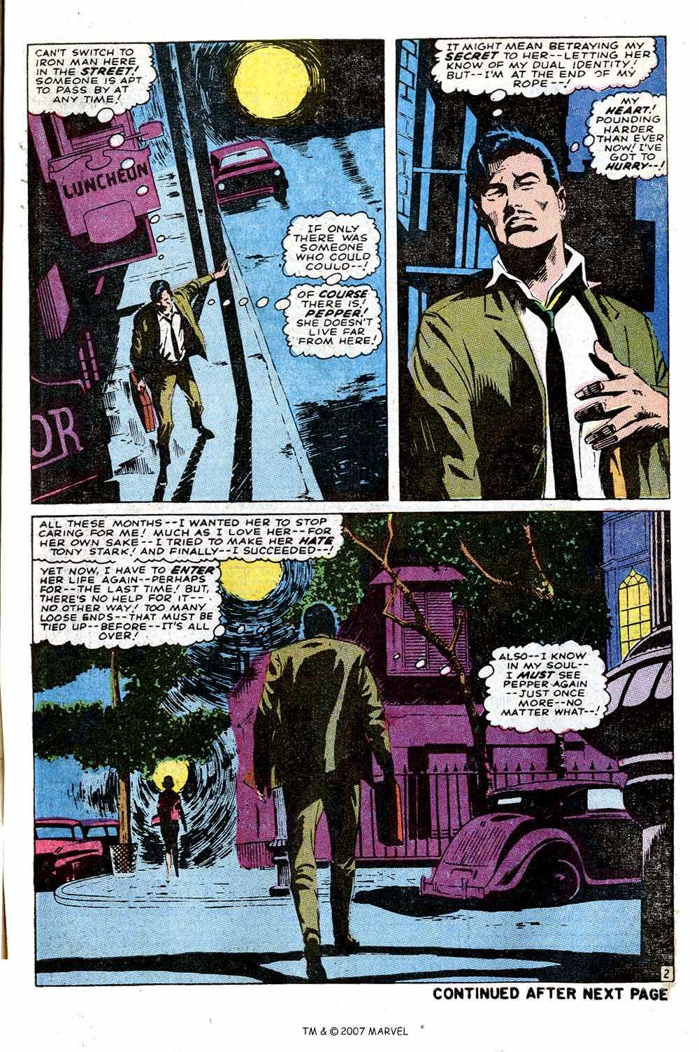 Iron Man Annual issue 1 - Page 21