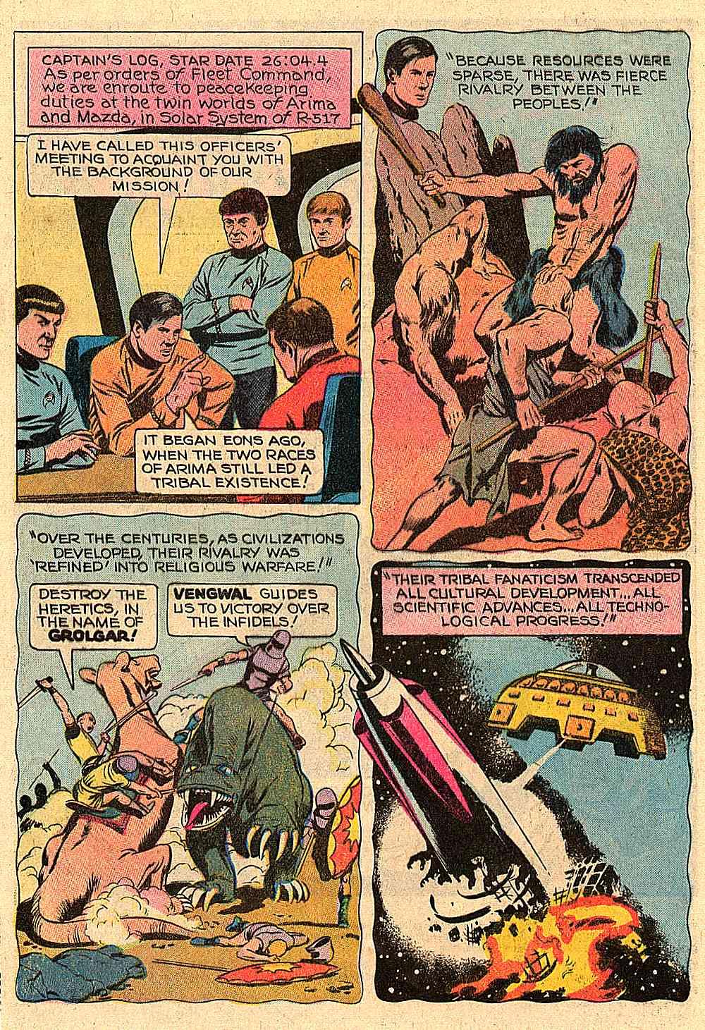 Star Trek (1967) issue 51 - Page 3