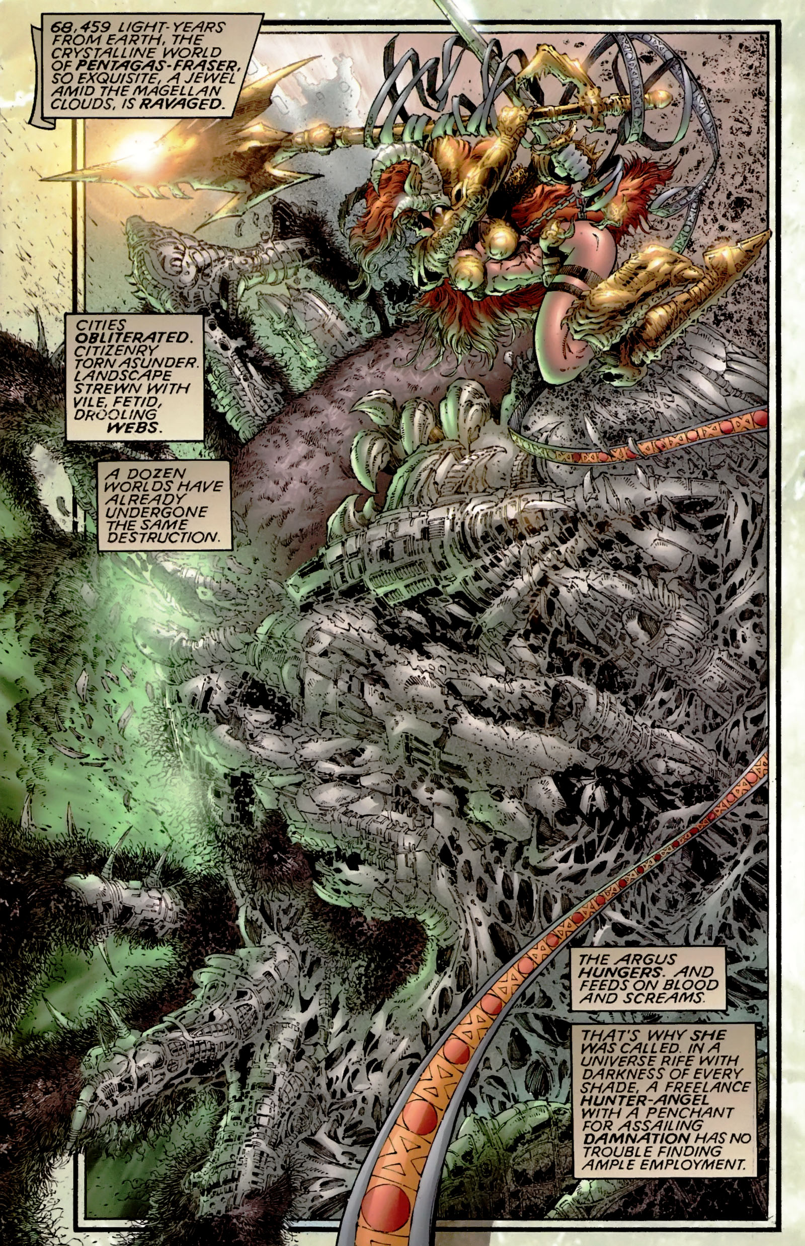 Curse of the Spawn 9 Page 2