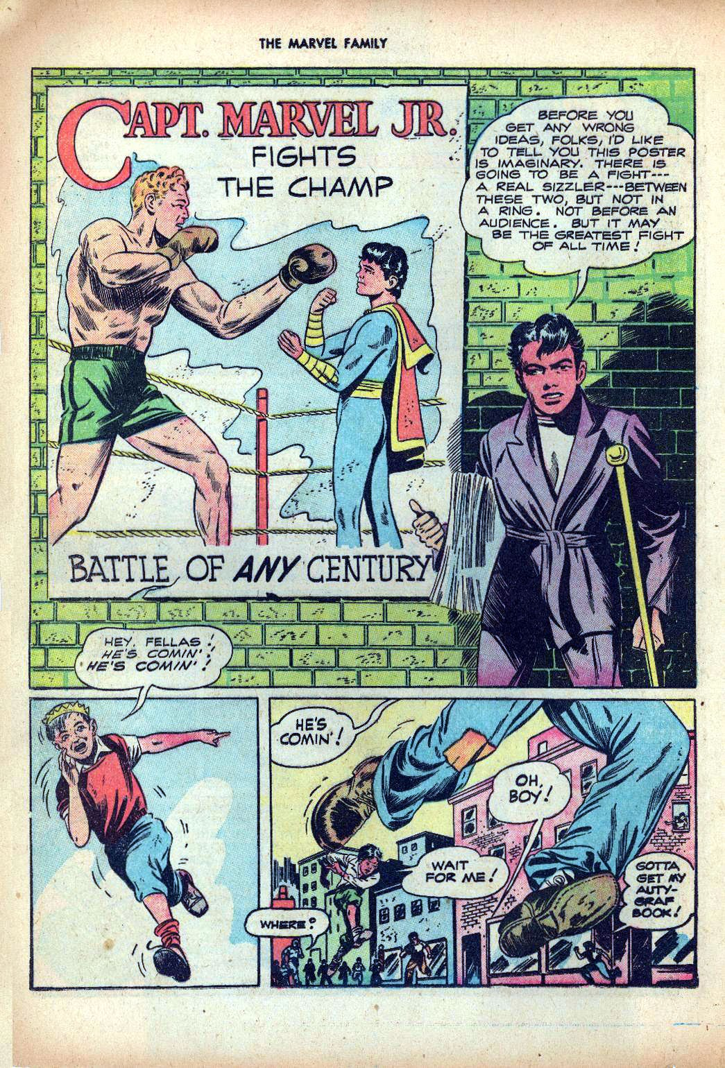 The Marvel Family issue 25 - Page 16