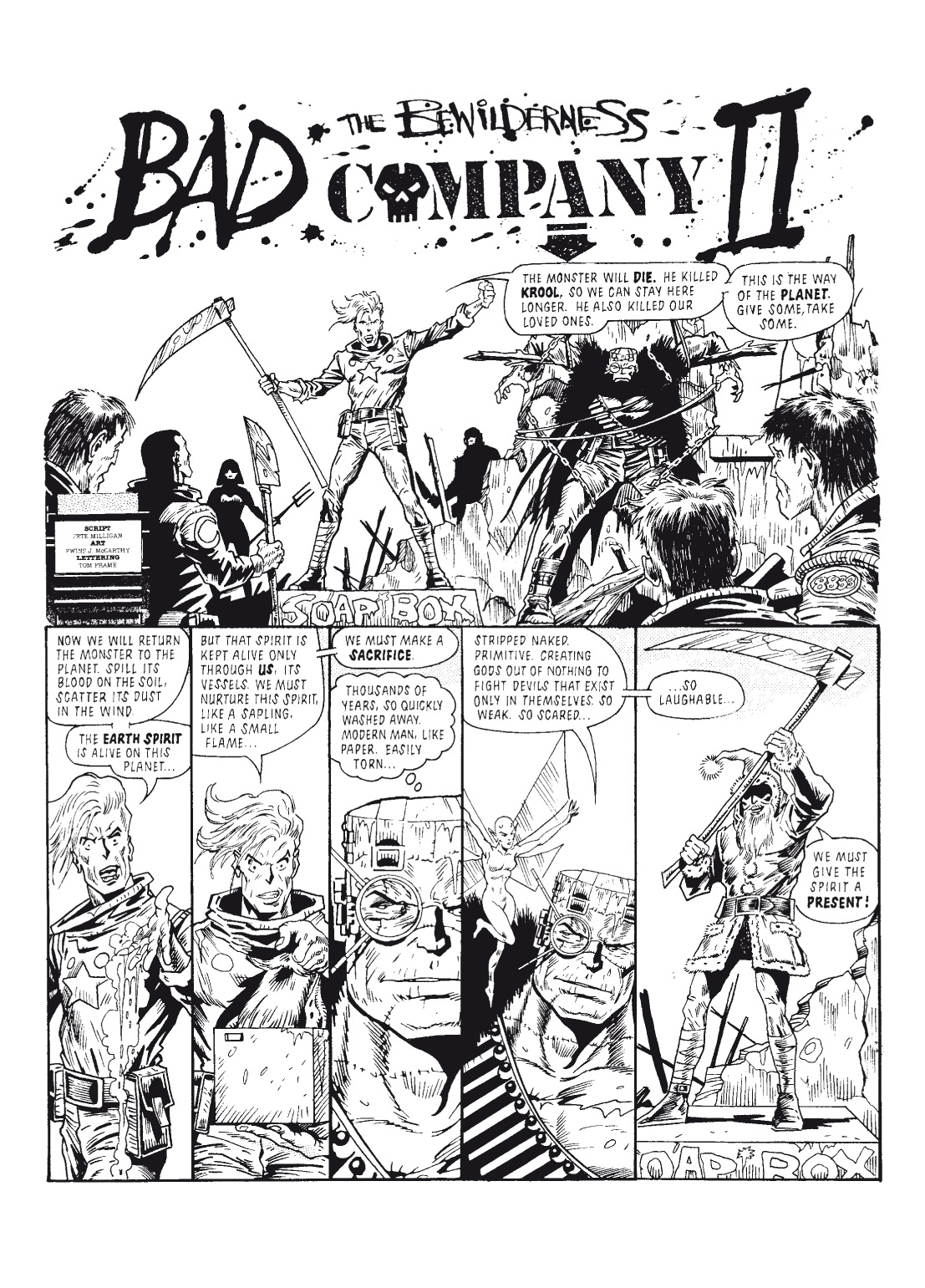 Read online The Complete Bad Company comic -  Issue # TPB - 169
