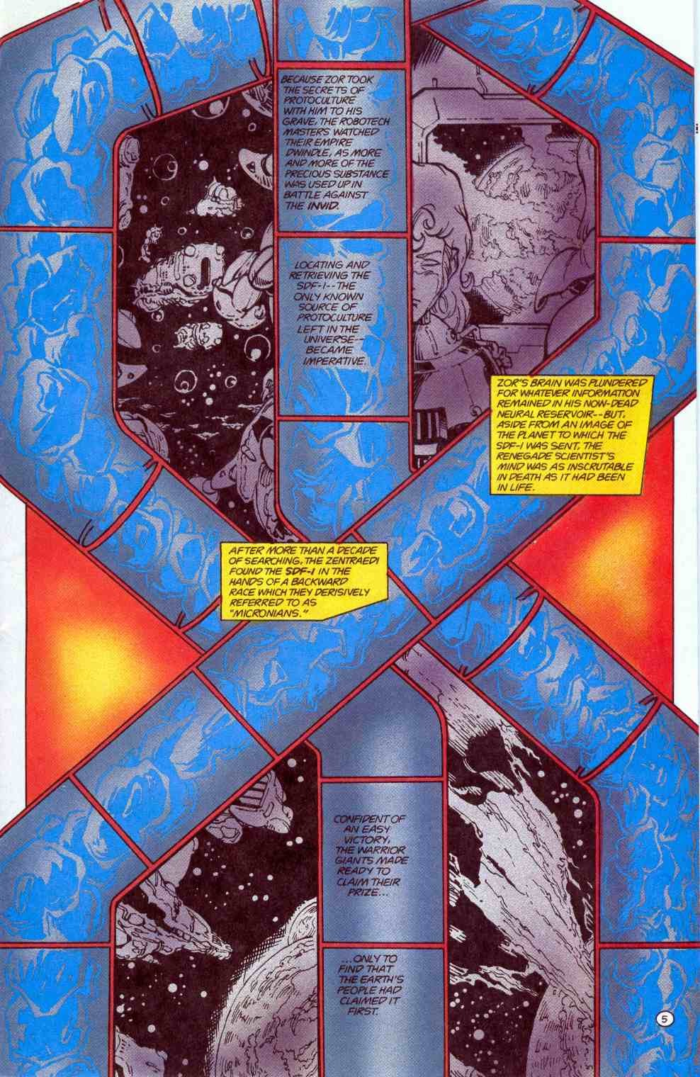 Robotech Special issue Full - Page 7