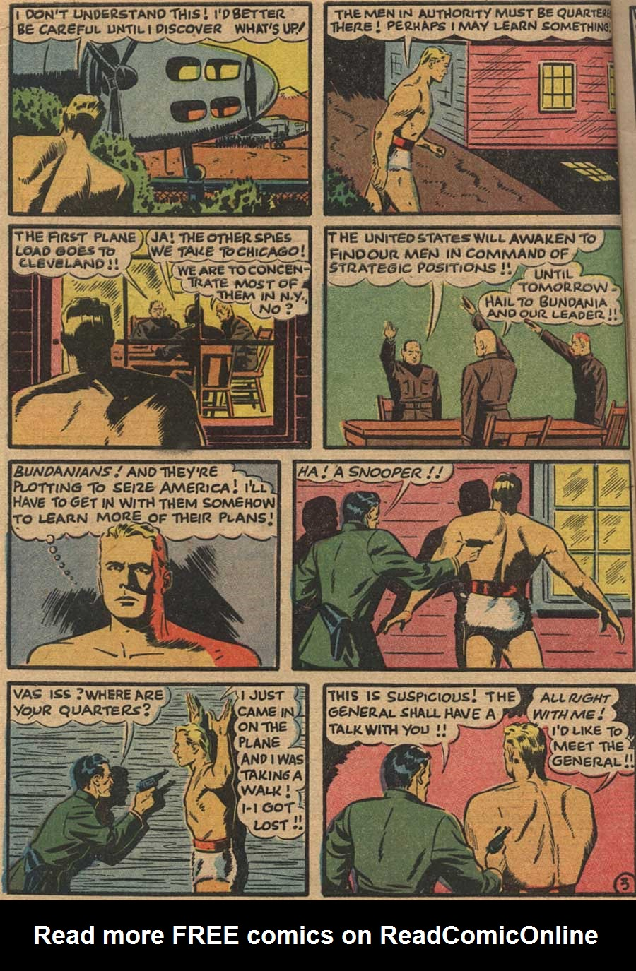 Blue Ribbon Comics (1939) issue 7 - Page 18