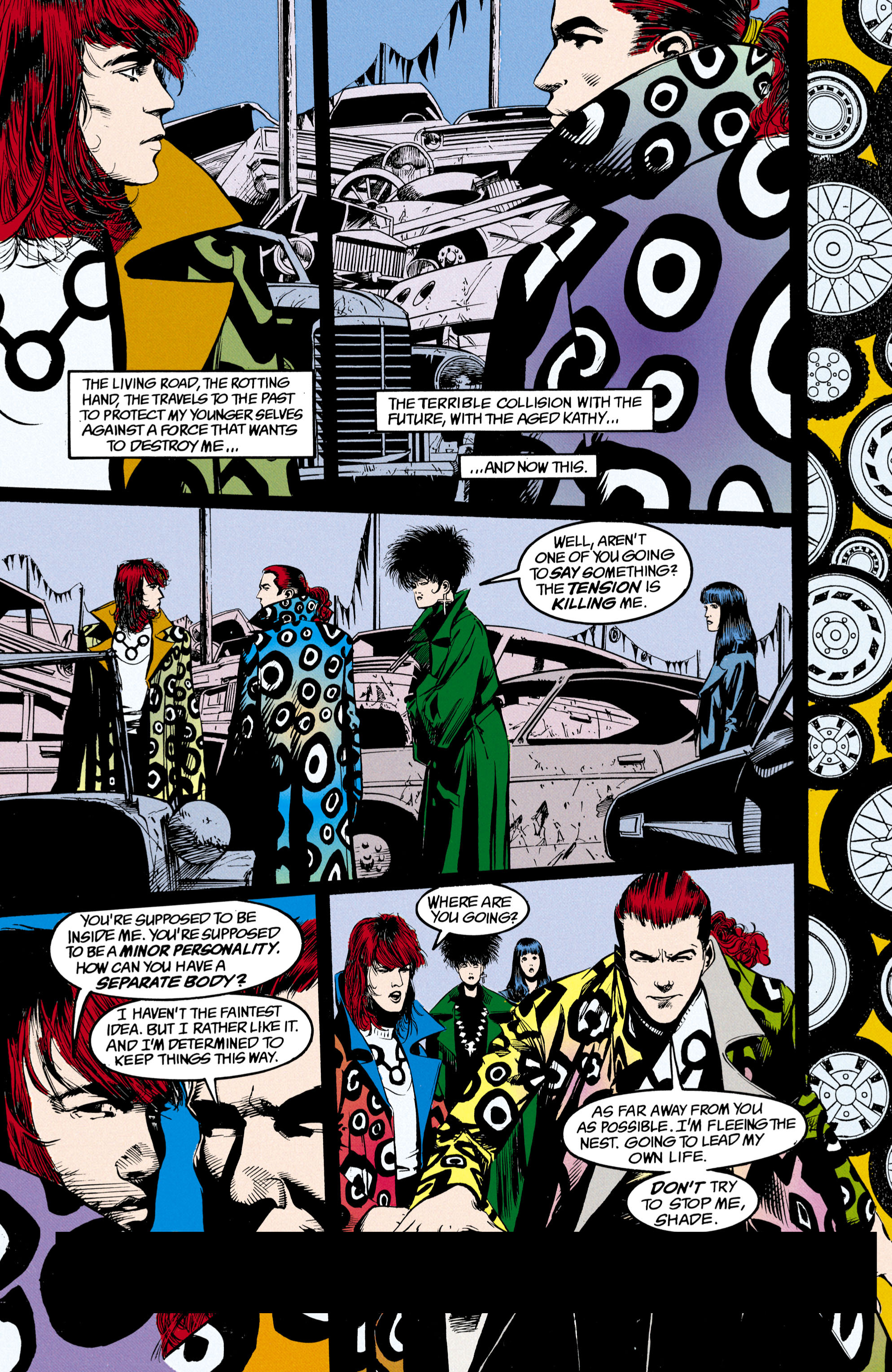 Read online Shade, the Changing Man comic -  Issue #24 - 3