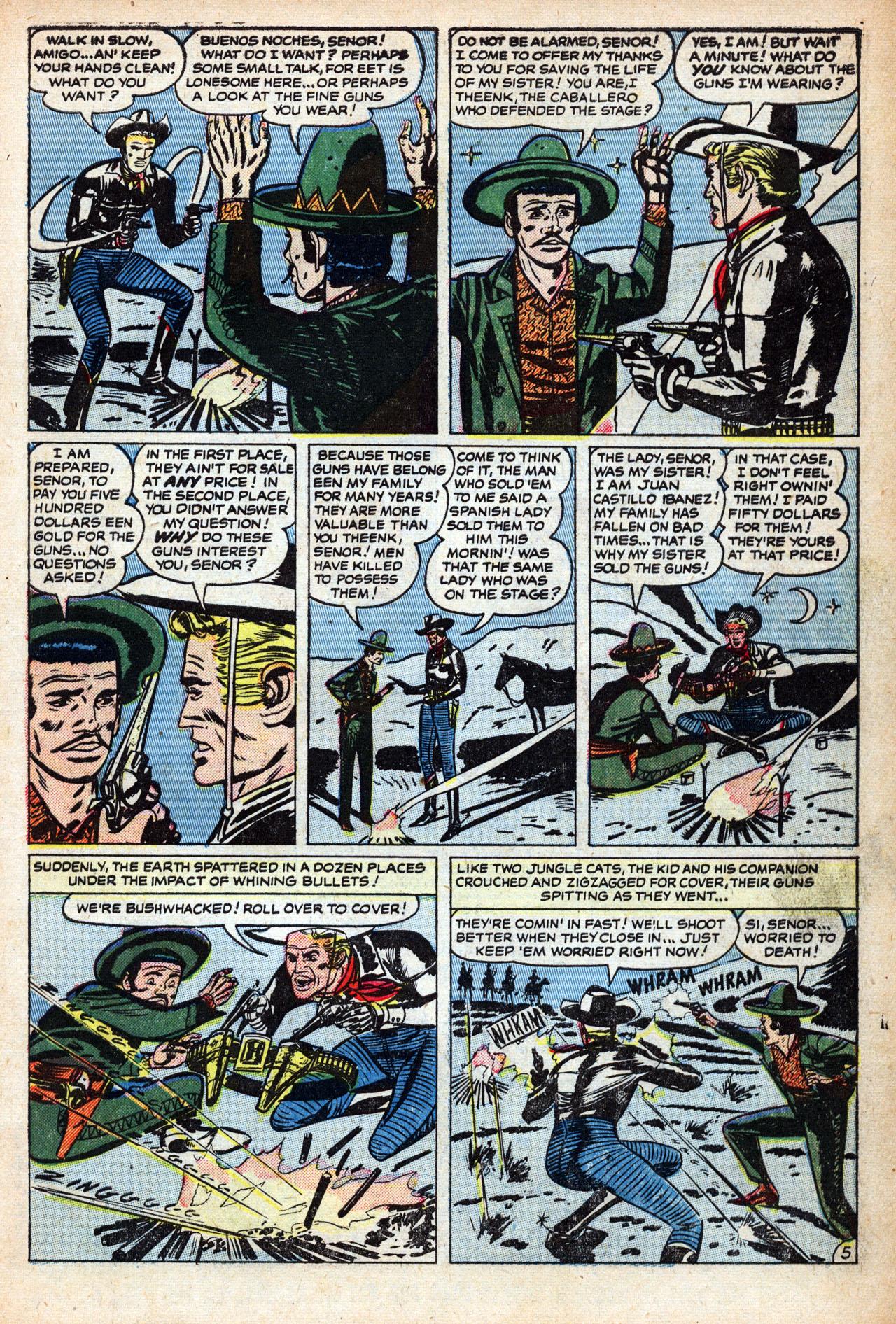 Read online Two-Gun Kid comic -  Issue #15 - 7