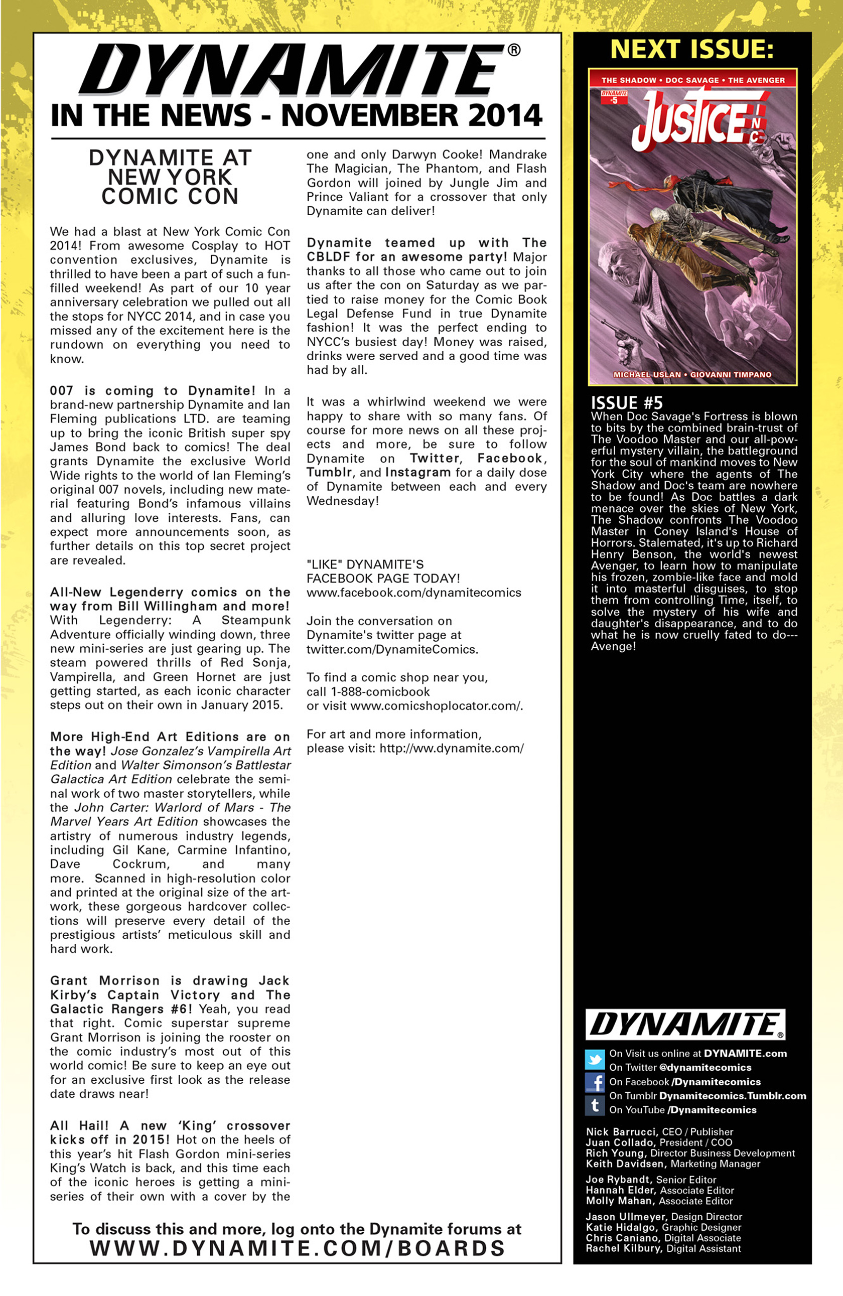 Read online Justice, Inc. comic -  Issue #4 - 23