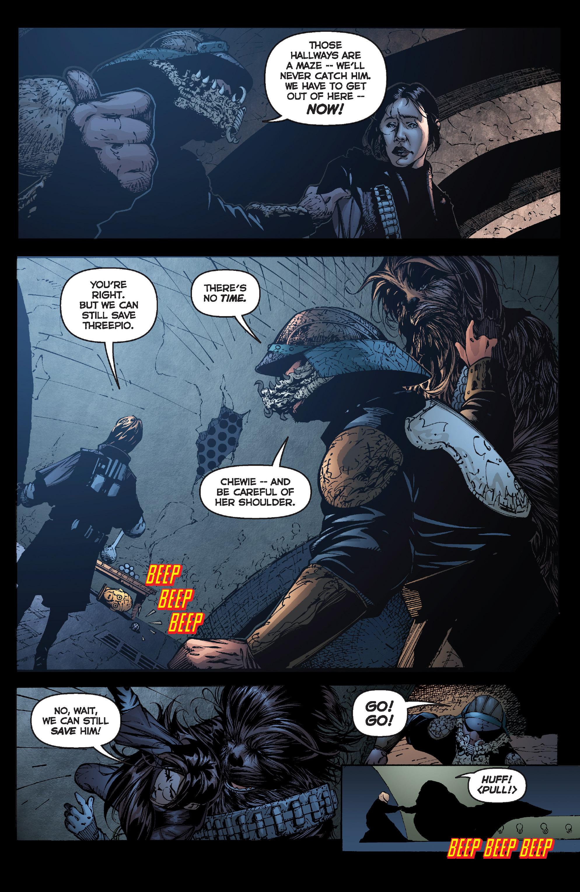 Read online Star Wars Omnibus comic -  Issue # Vol. 27 - 193