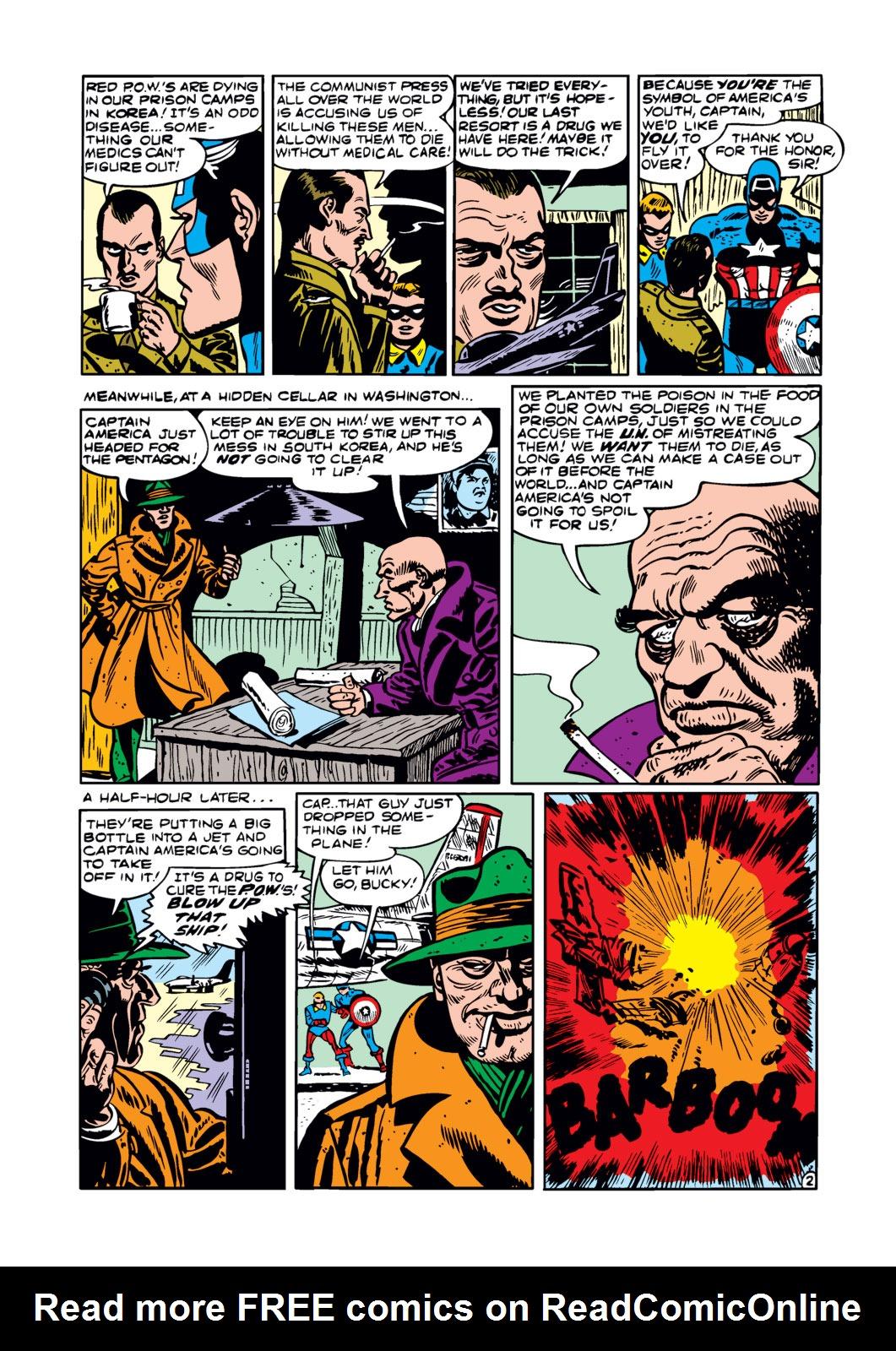 Captain America Comics 77 Page 21
