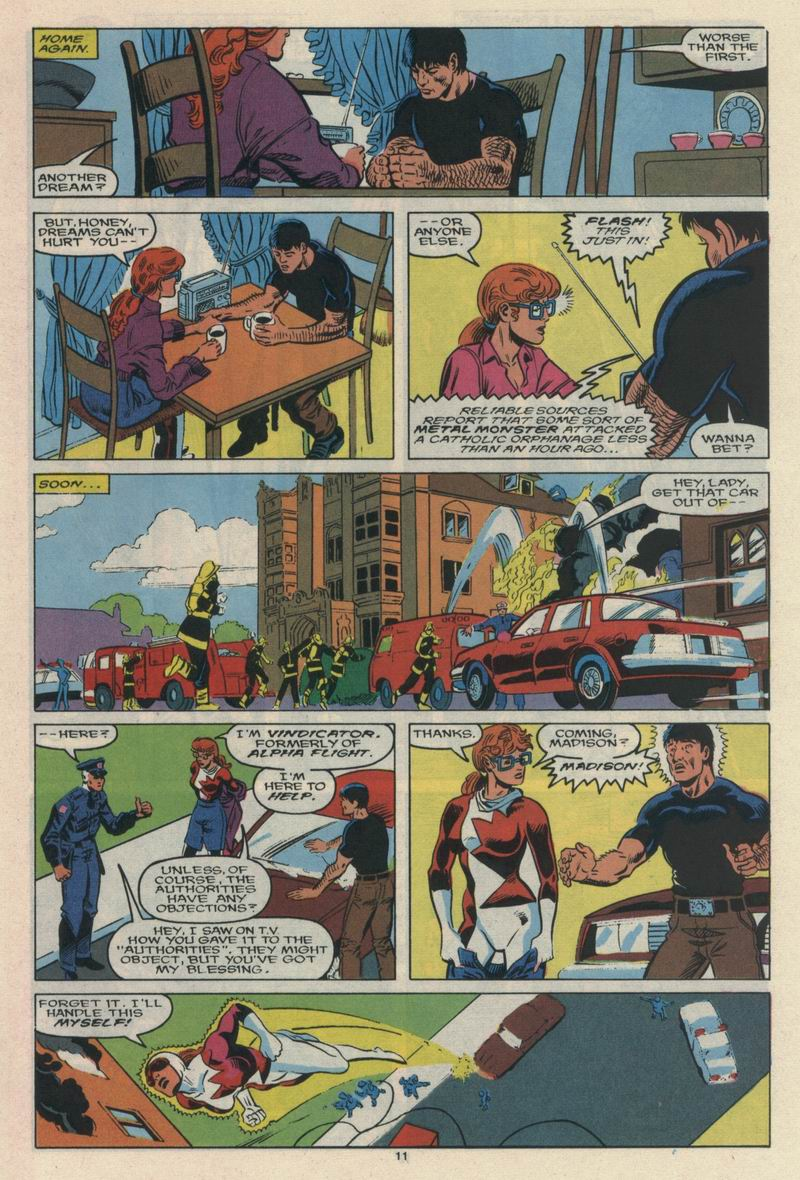 Read online Alpha Flight (1983) comic -  Issue #65 - 13