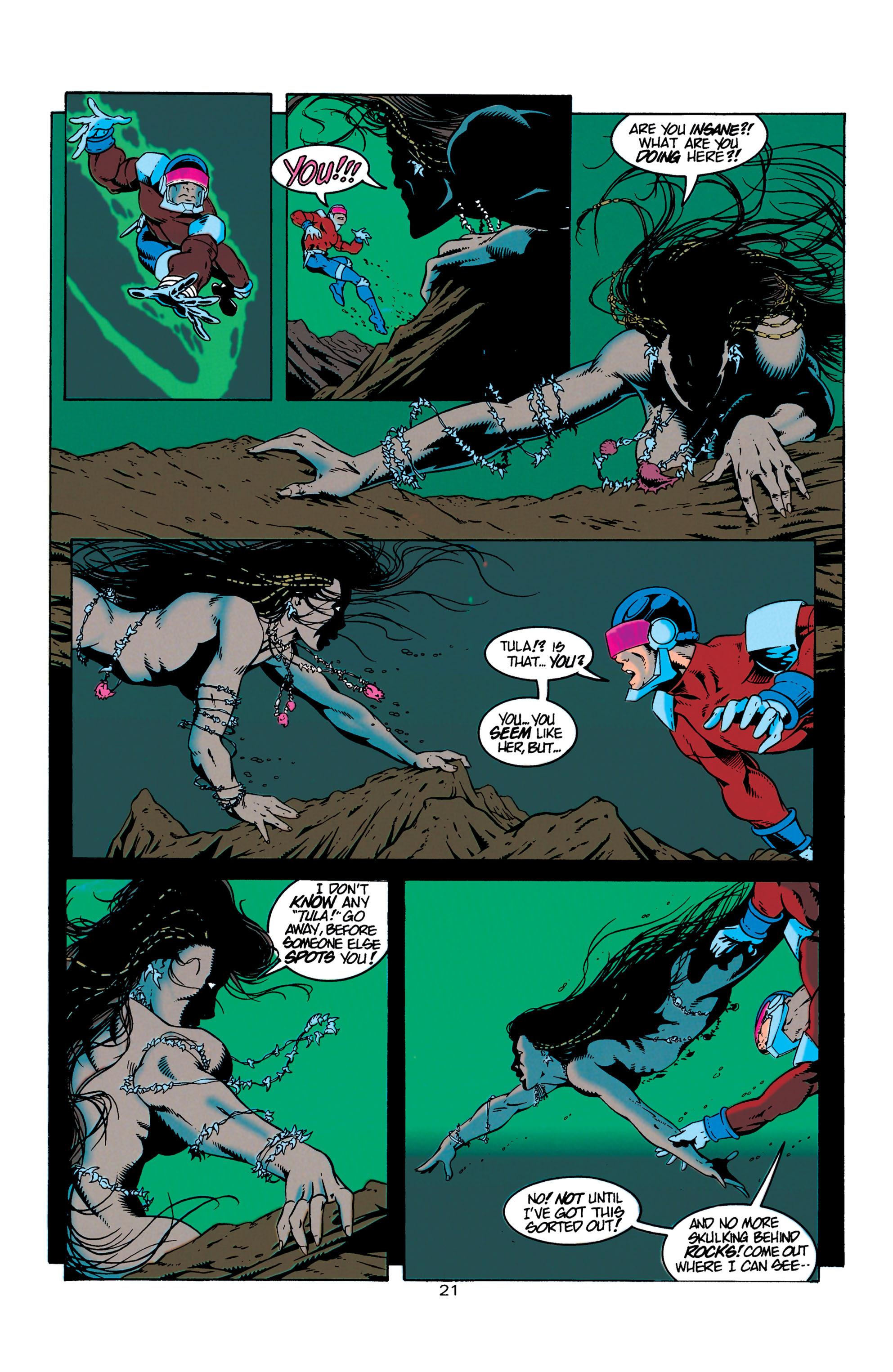 Read online Aquaman (1994) comic -  Issue #6 - 22