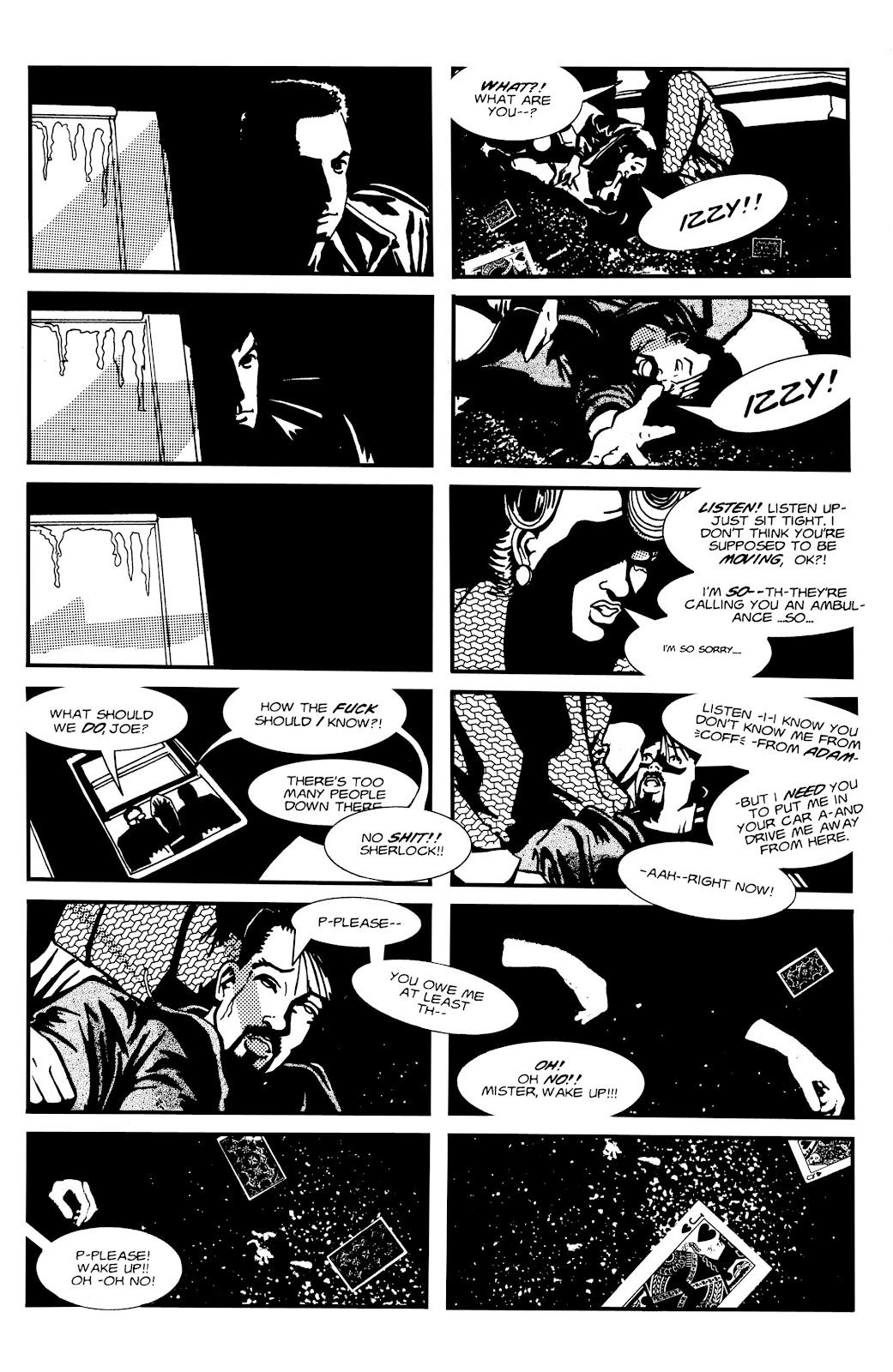 Read online Goldfish comic -  Issue # TPB (Part 1) - 84
