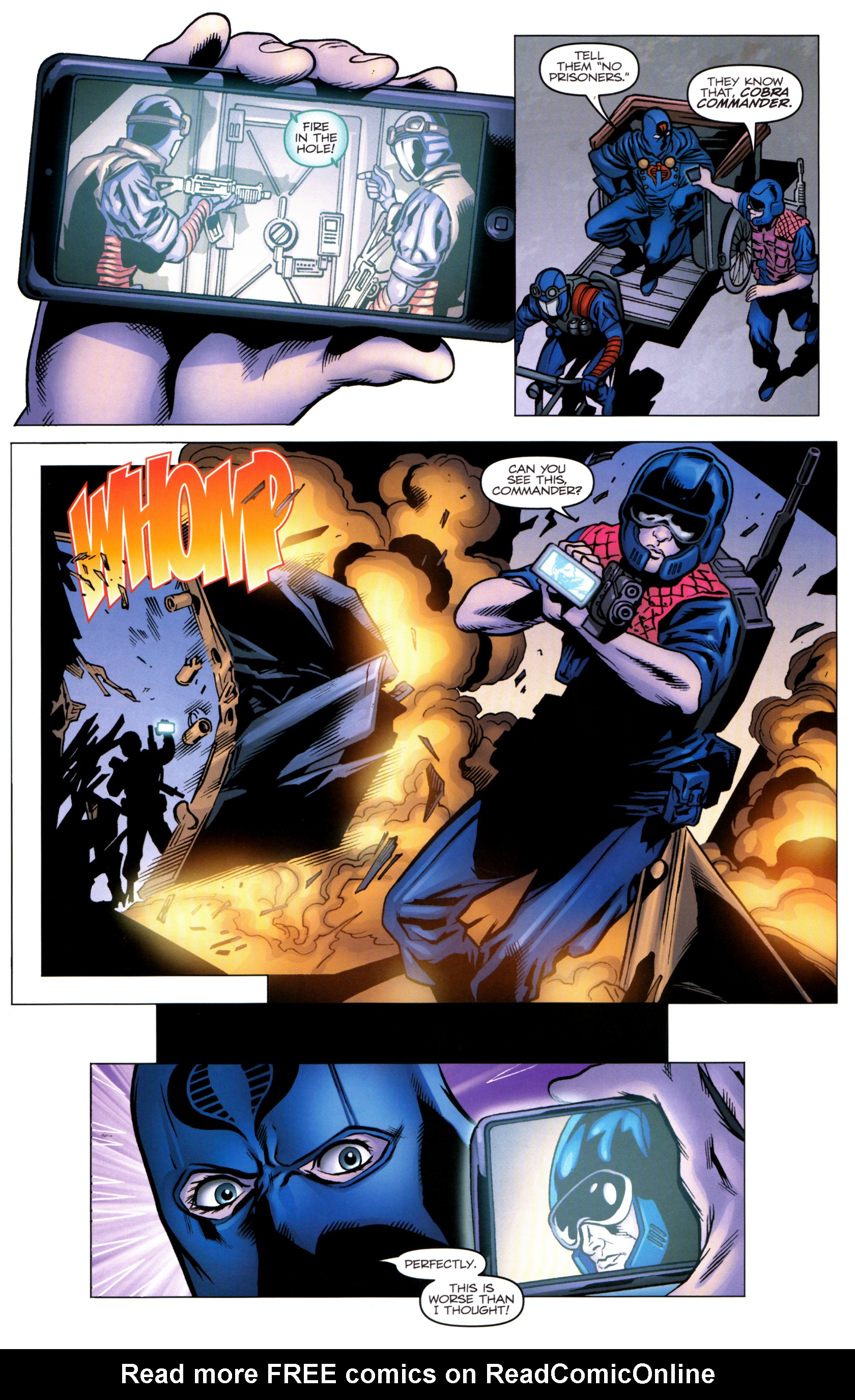 G.I. Joe: A Real American Hero 176 Page 5