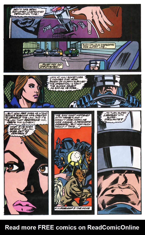 Read online Robocop (1990) comic -  Issue #12 - 10