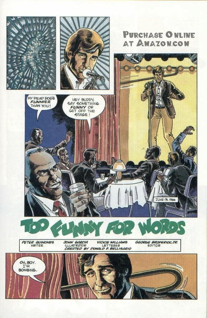 Read online Quantum Leap comic -  Issue #10 - 2