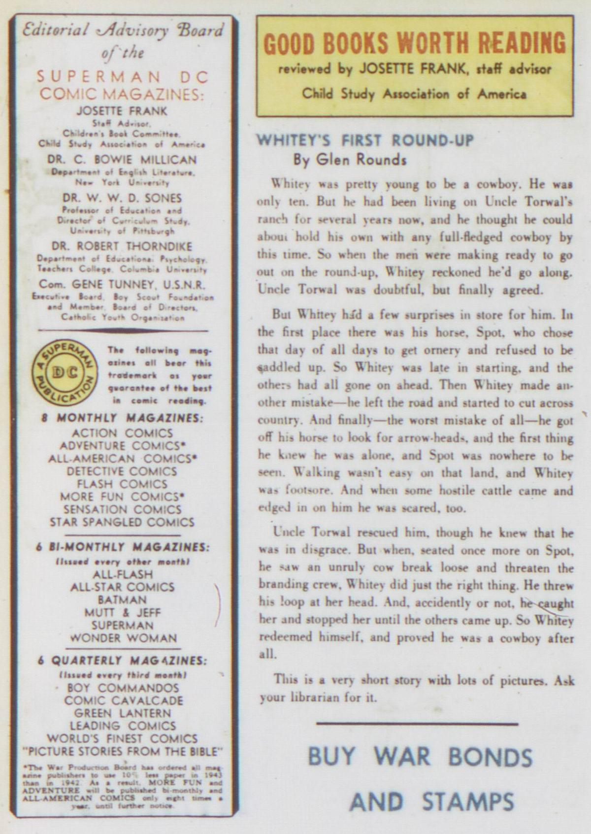 Read online Detective Comics (1937) comic -  Issue #75 - 16