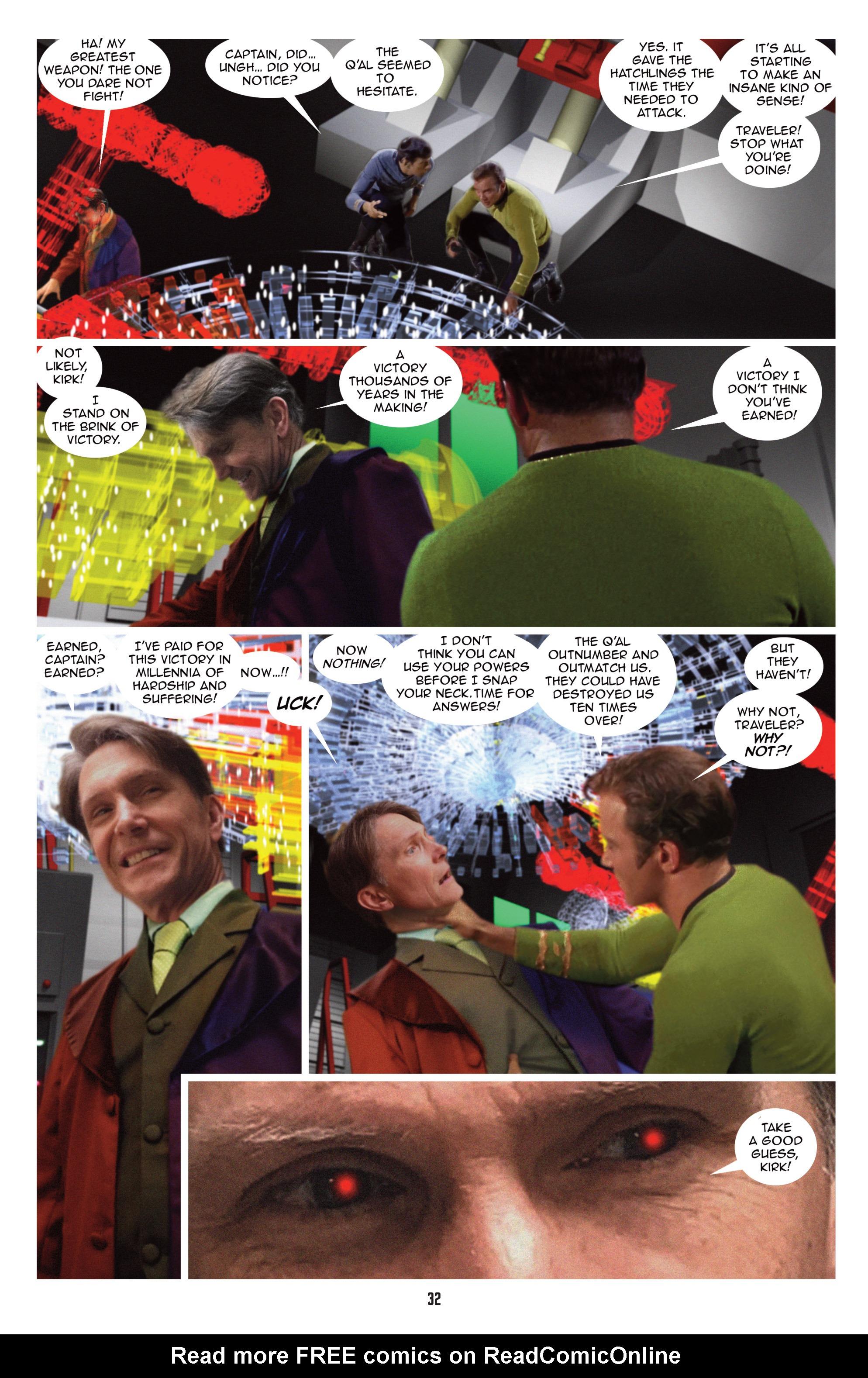 Read online Star Trek: New Visions comic -  Issue #15 - 34
