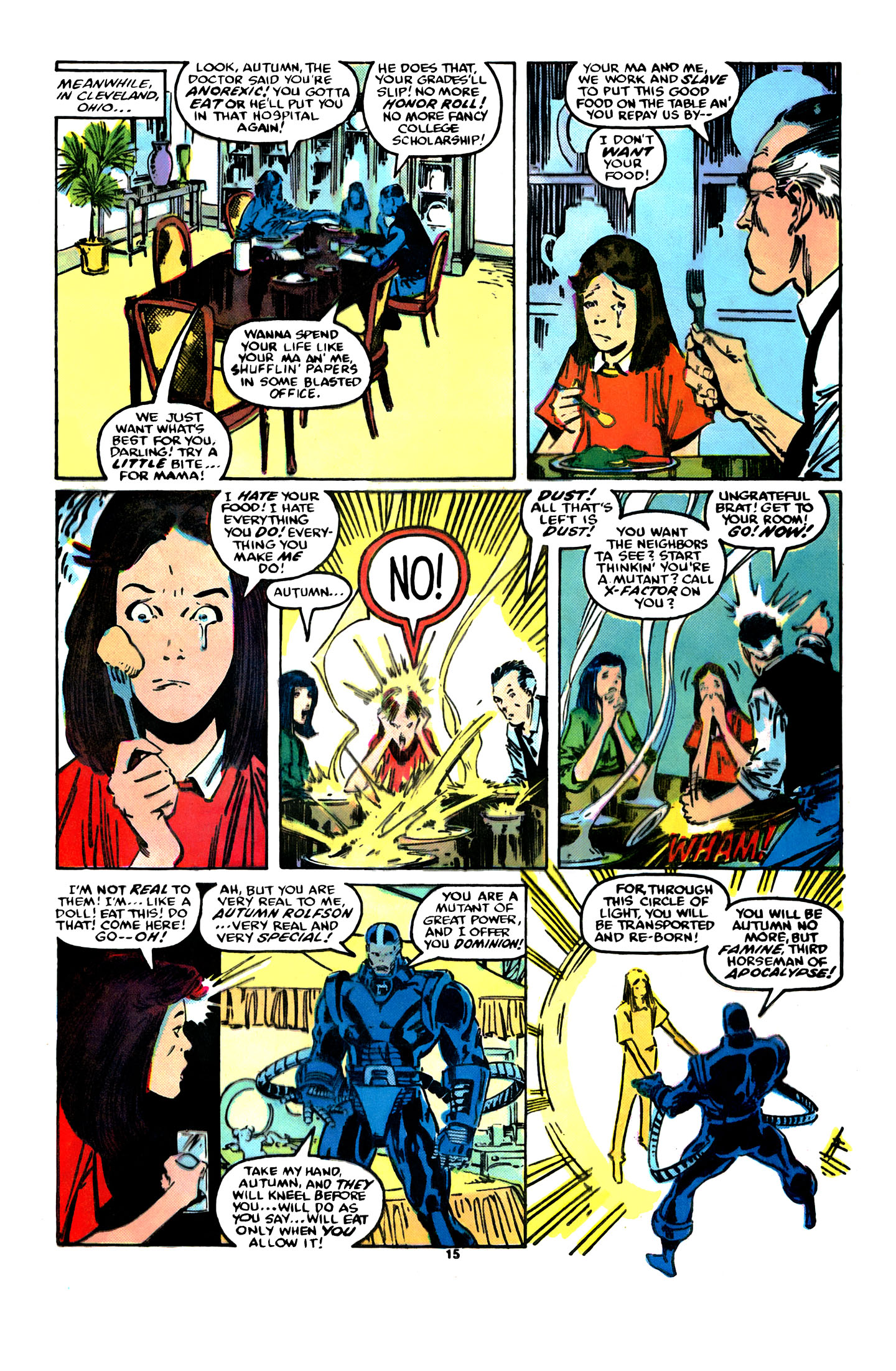Read online X-Factor (1986) comic -  Issue #12 - 16