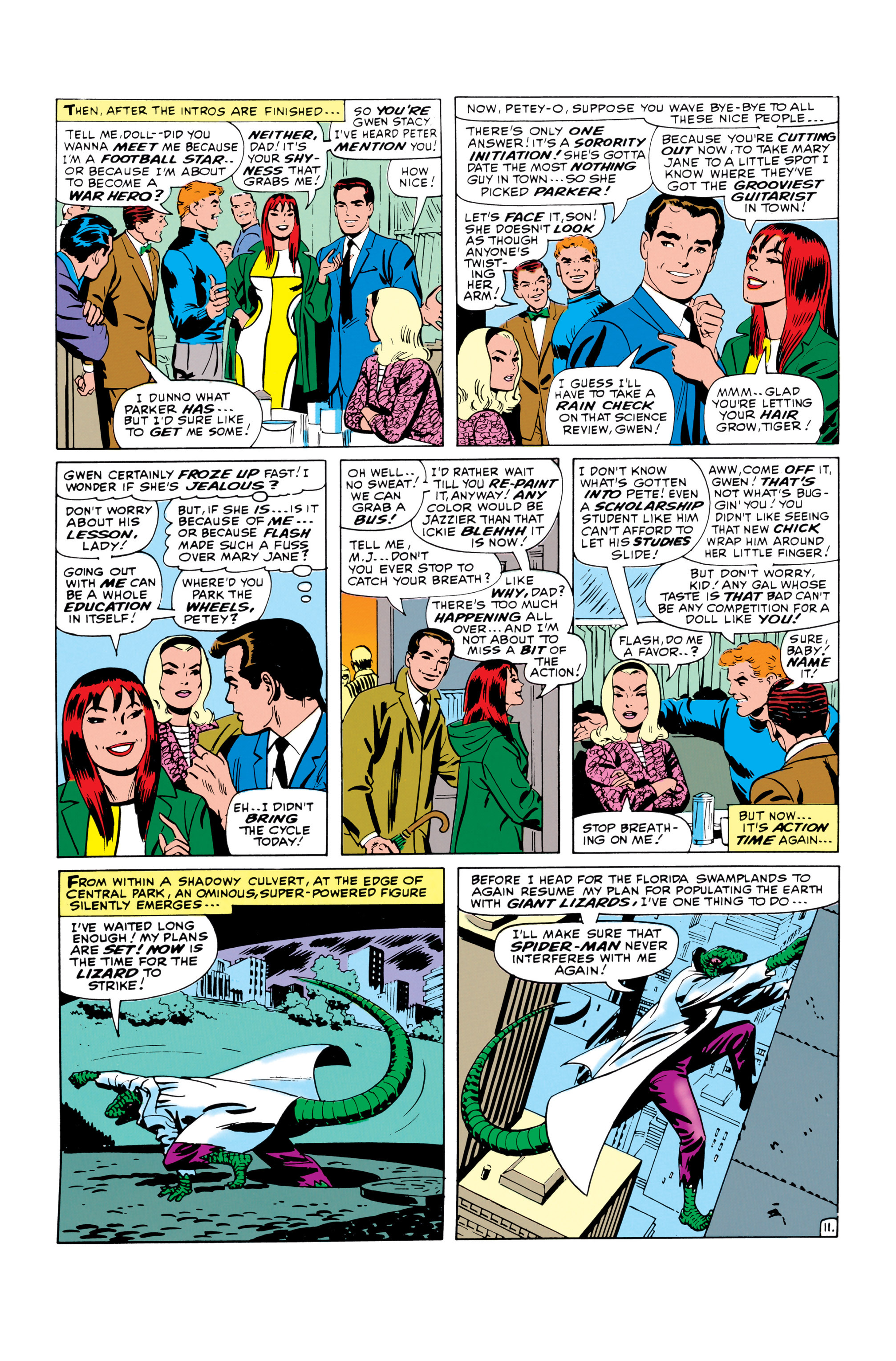 The Amazing Spider-Man (1963) 44 Page 11