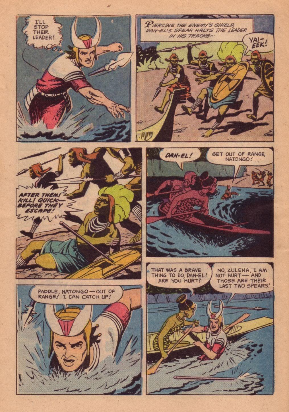 Tarzan (1948) issue 109 - Page 32