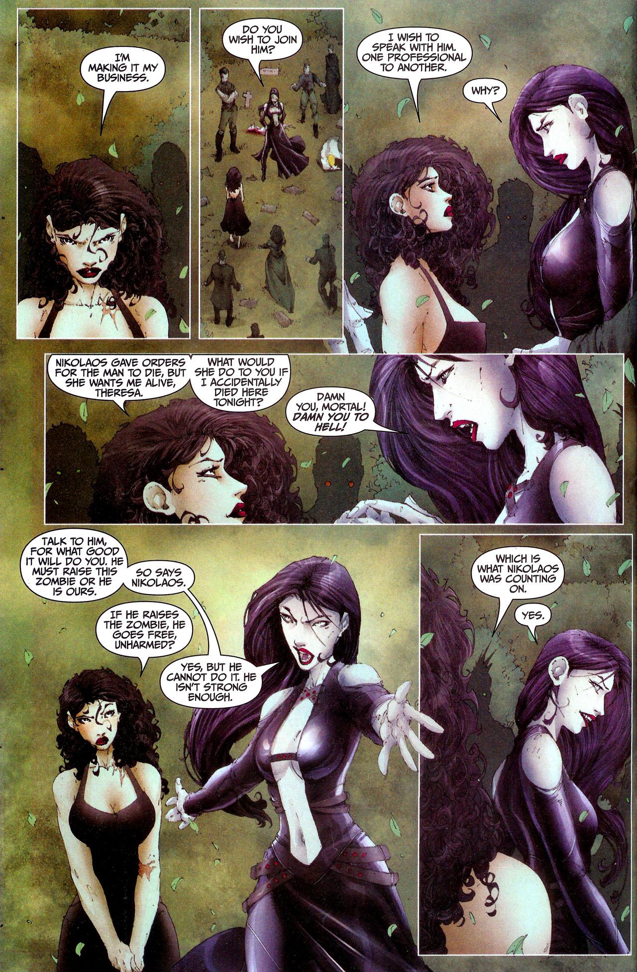 Read online Anita Blake, Vampire Hunter: Guilty Pleasures comic -  Issue #7 - 9