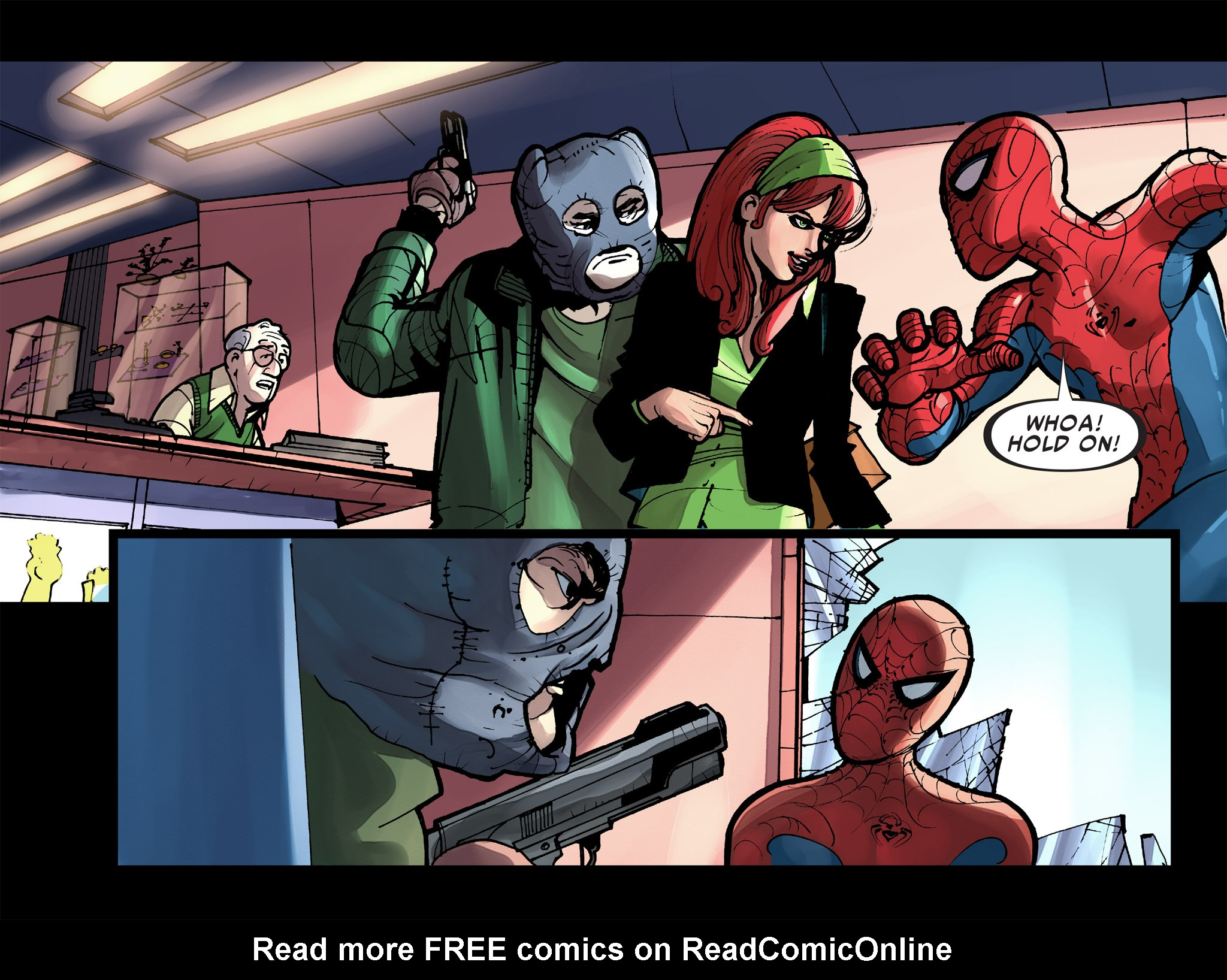 Read online Amazing Spider-Man: Who Am I? comic -  Issue # Full (Part 2) - 55