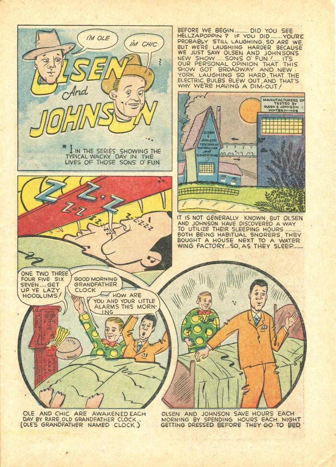 Read online Super-Magician Comics comic -  Issue #21 - 49