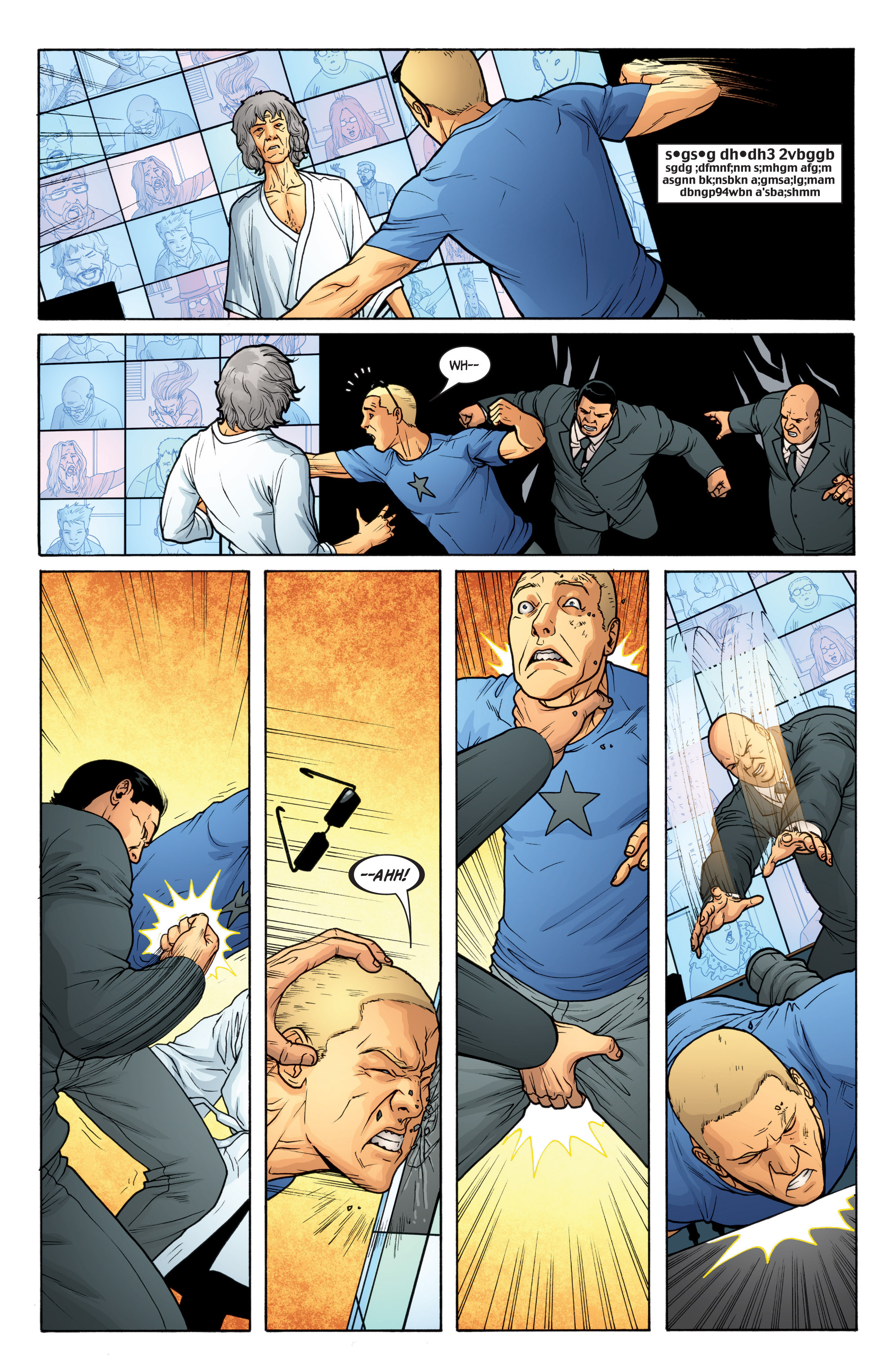 Read online Archer and Armstrong comic -  Issue #Archer and Armstrong _TPB 6 - 15