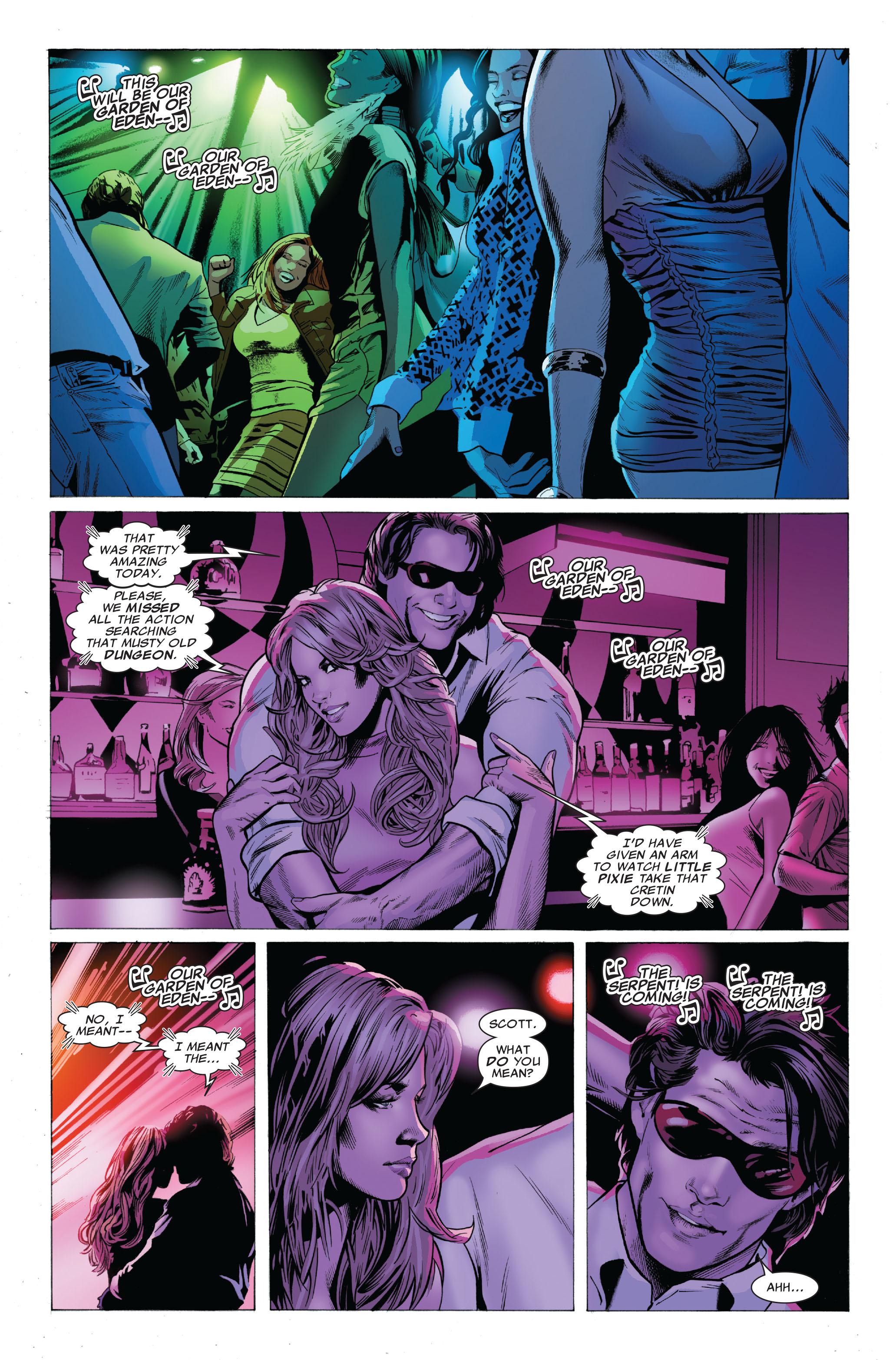 Read online Uncanny X-Men (1963) comic -  Issue #503 - 24