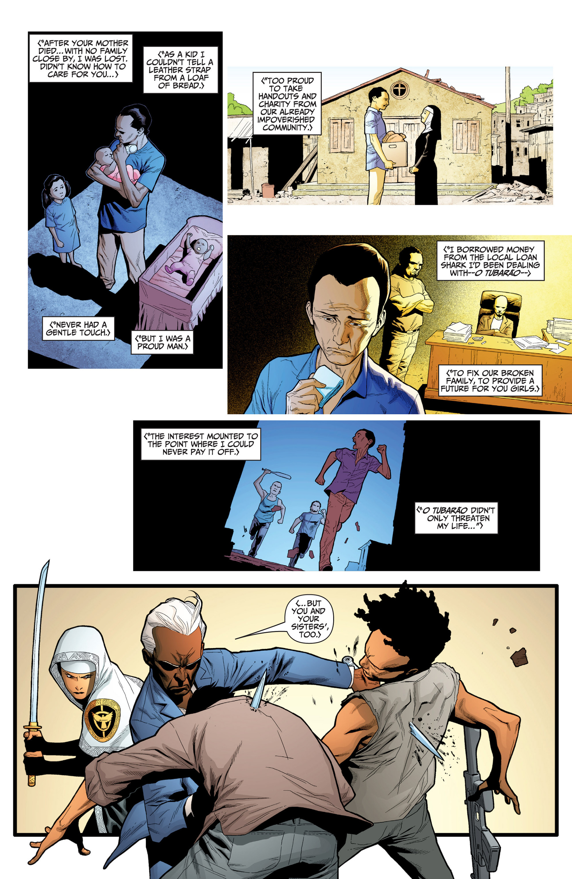 Read online Archer and Armstrong comic -  Issue #24 - 20