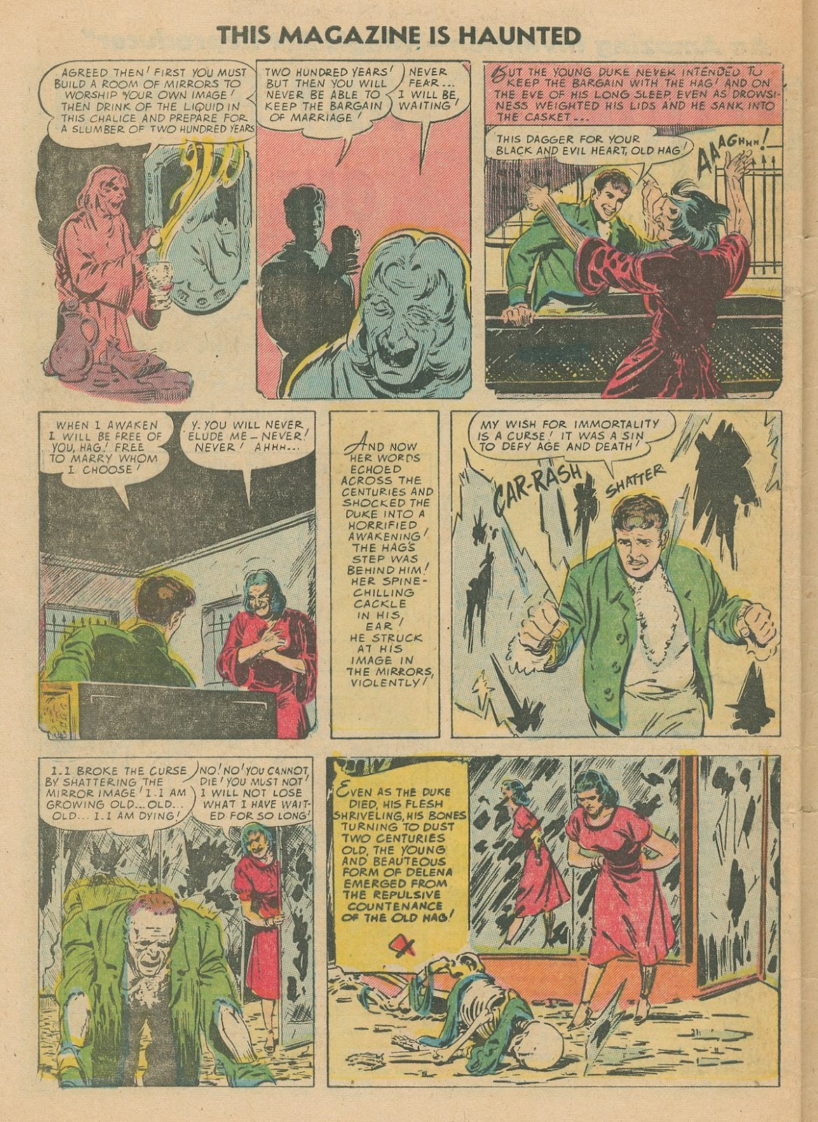 Read online This Magazine Is Haunted comic -  Issue #21 - 32