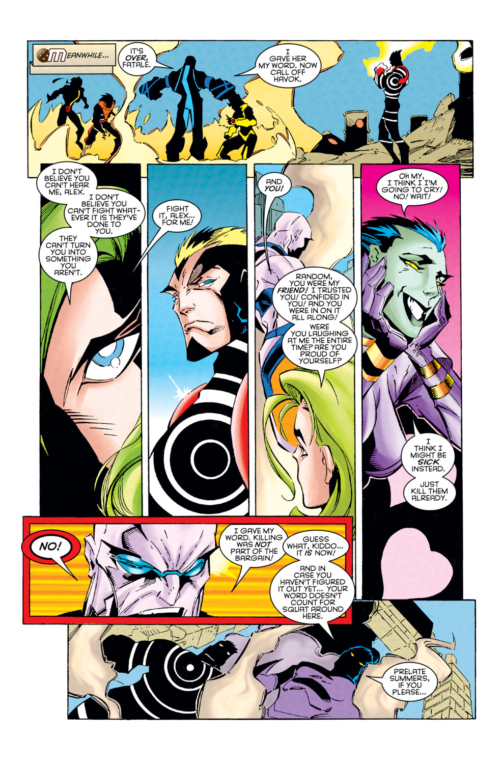 Read online X-Factor (1986) comic -  Issue #125 - 17