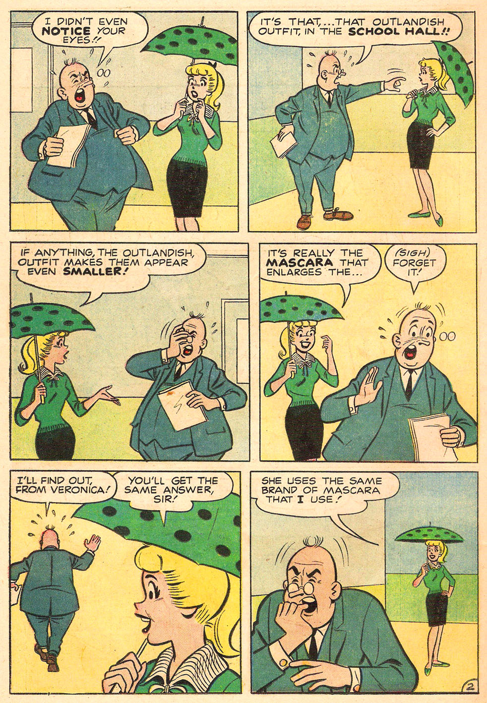 Read online Archie's Girls Betty and Veronica comic -  Issue #98 - 30