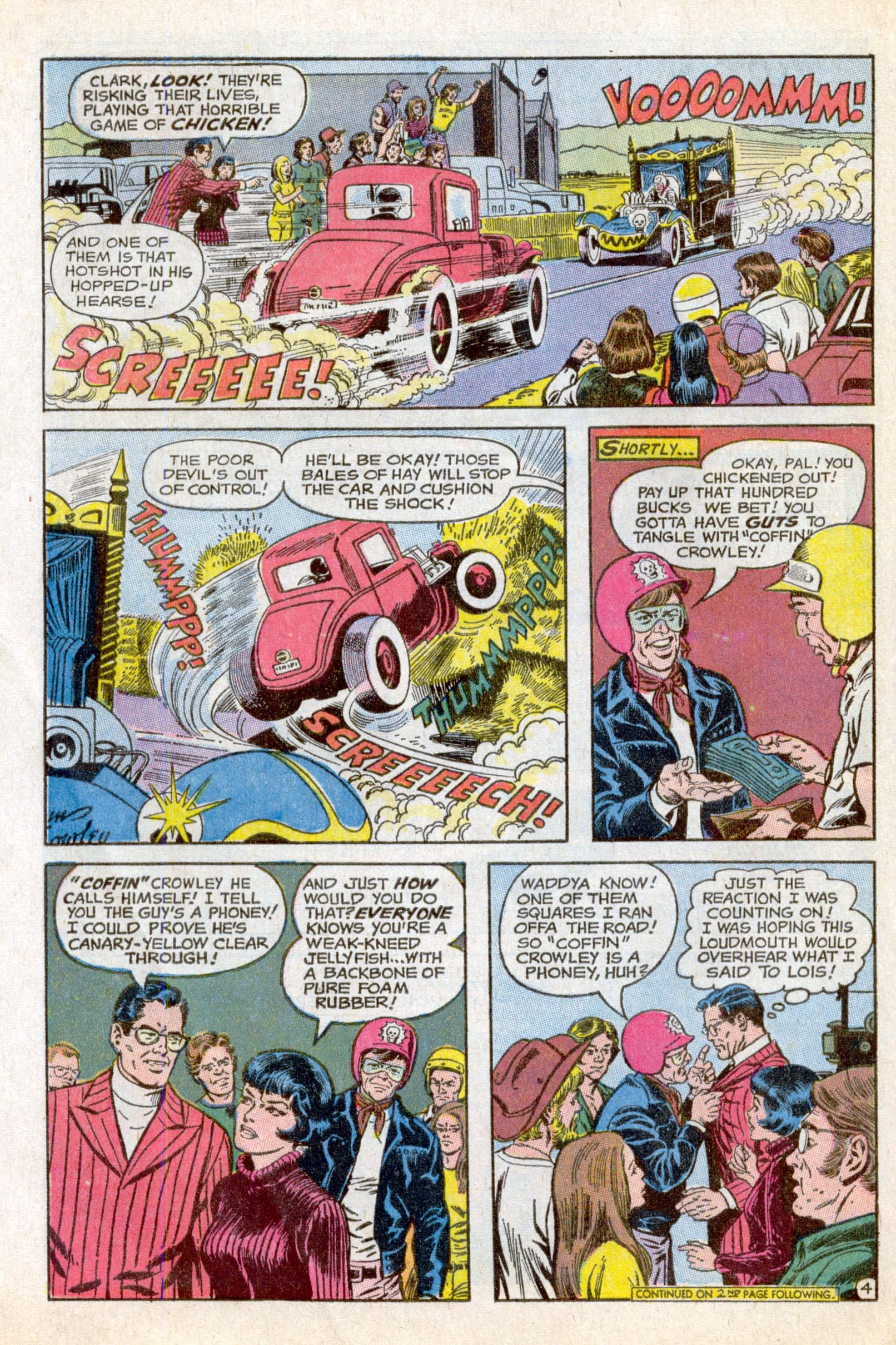 Read online Action Comics (1938) comic -  Issue #394 - 25