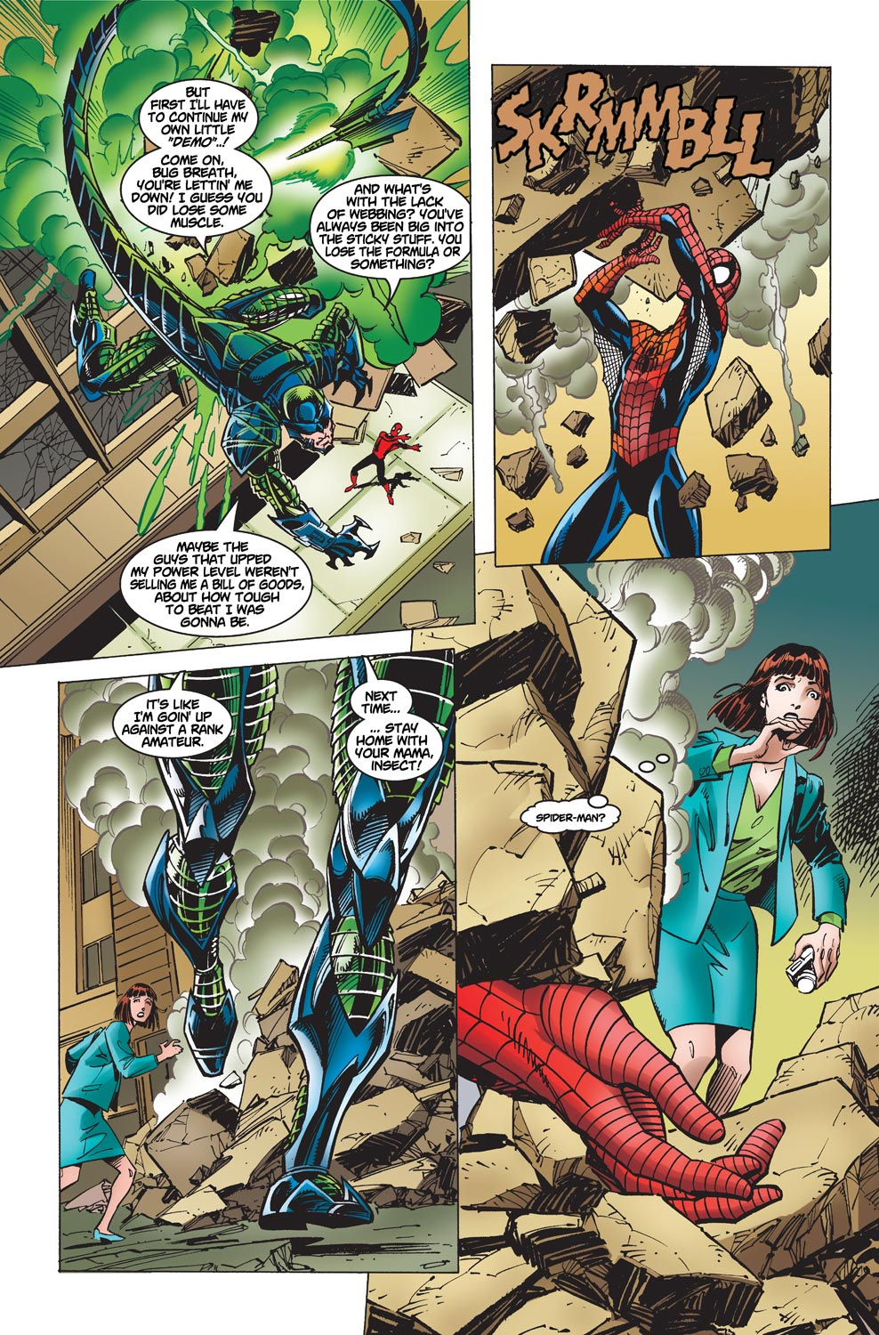 The Amazing Spider-Man (1999) 1 Page 19