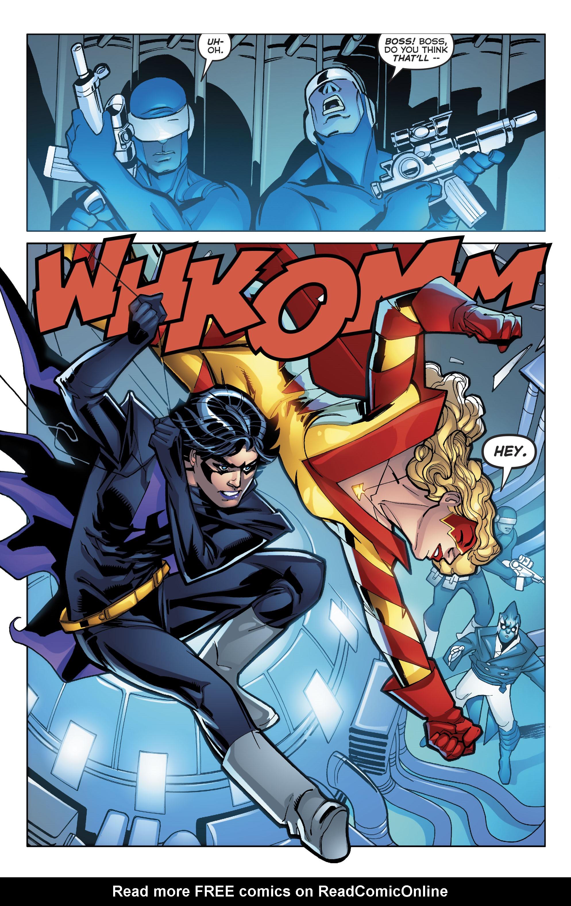 Read online Astro City comic -  Issue #44 - 20