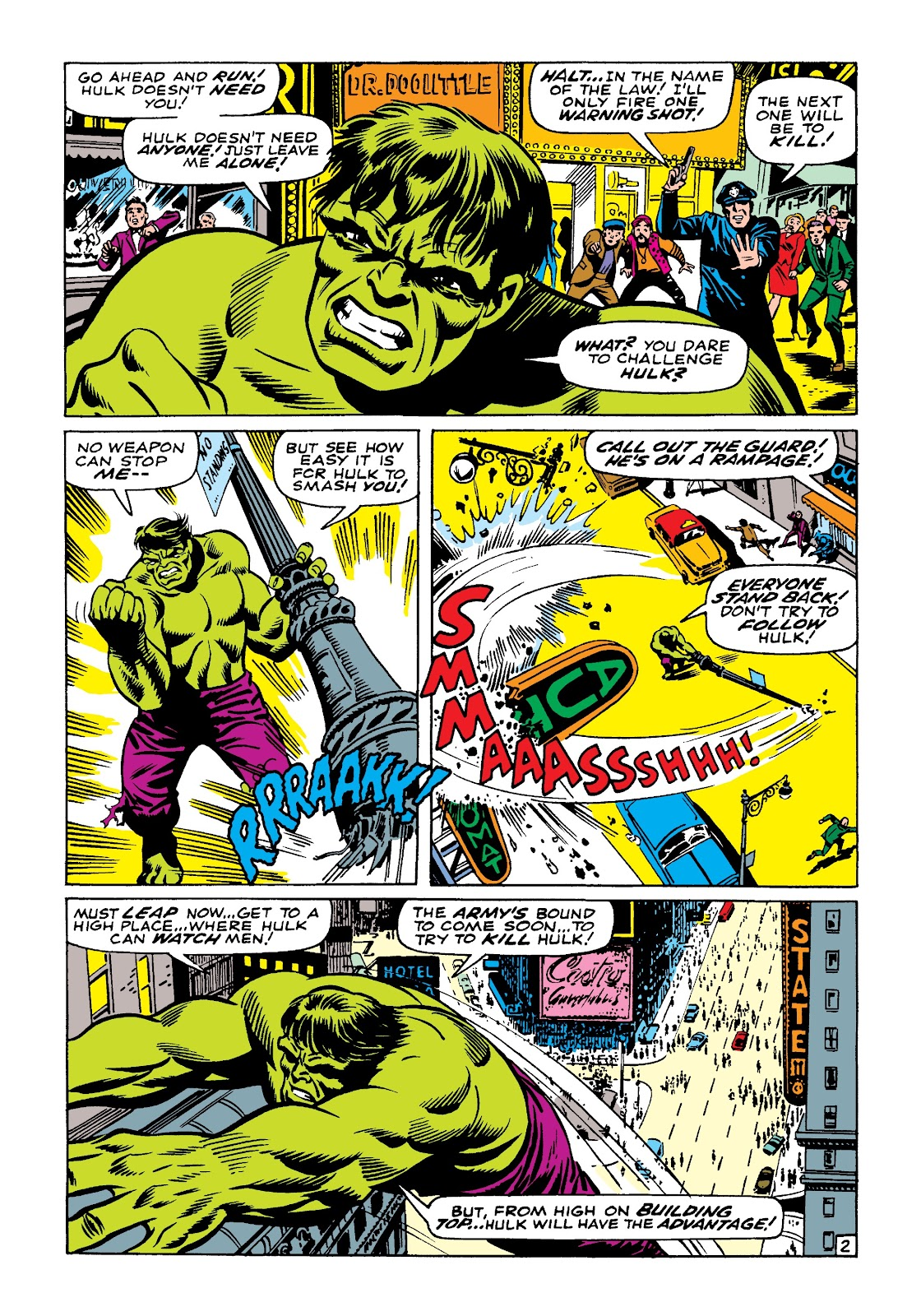 Read online Marvel Masterworks: The Incredible Hulk comic -  Issue # TPB 4 (Part 1) - 9
