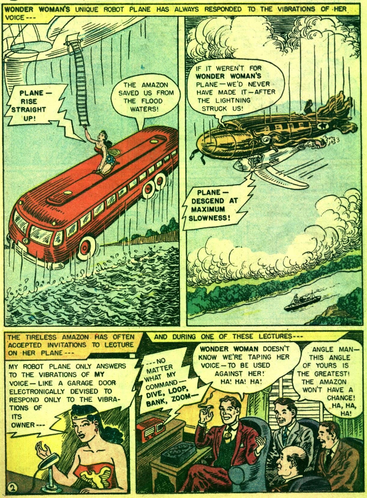 Read online Wonder Woman (1942) comic -  Issue #92 - 17