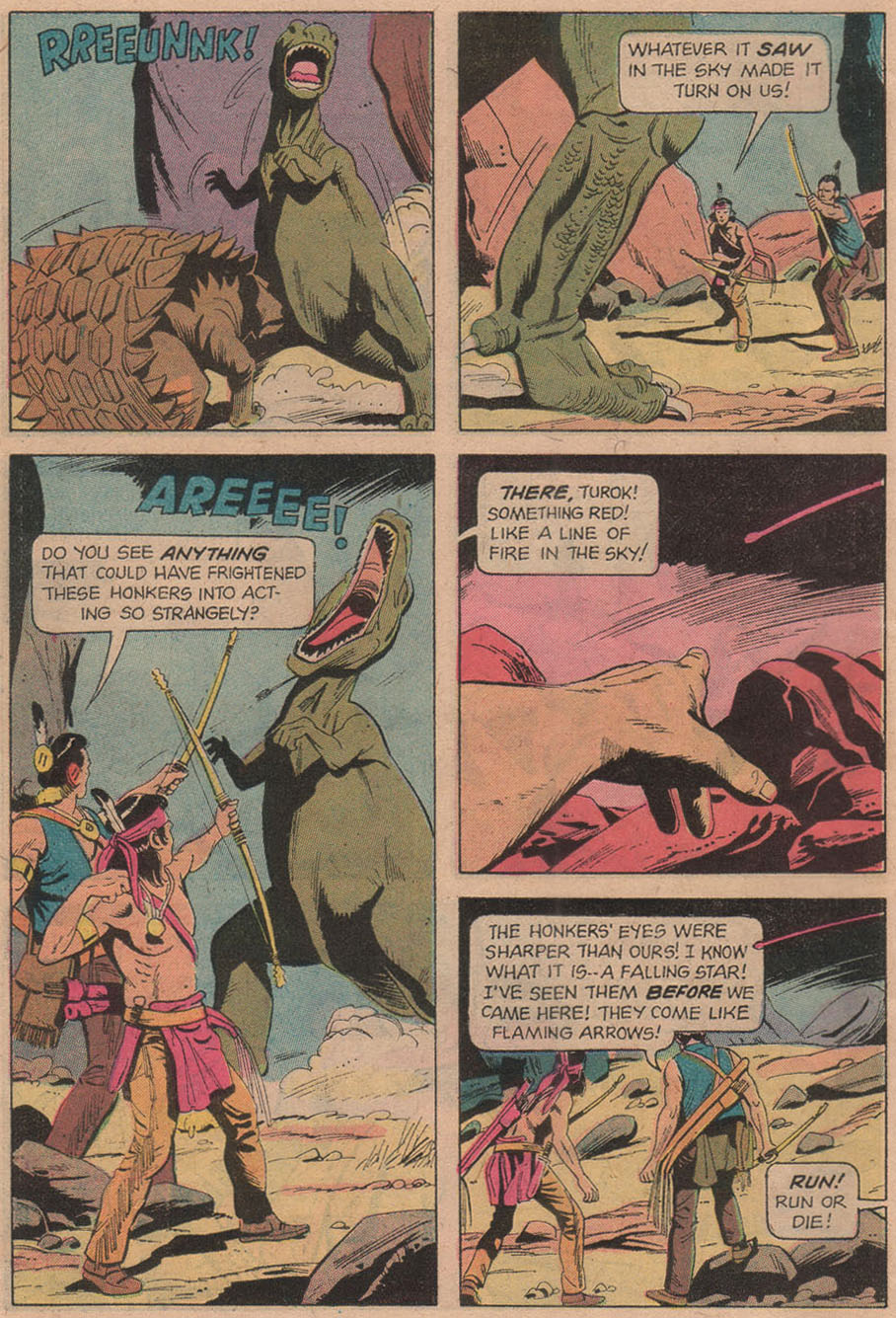 Read online Turok, Son of Stone comic -  Issue #97 - 6
