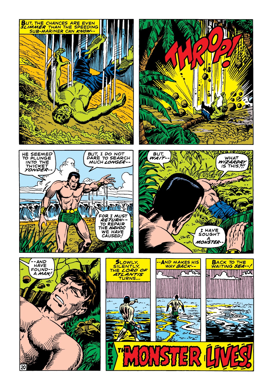 Read online Marvel Masterworks: The Incredible Hulk comic -  Issue # TPB 5 (Part 2) - 73