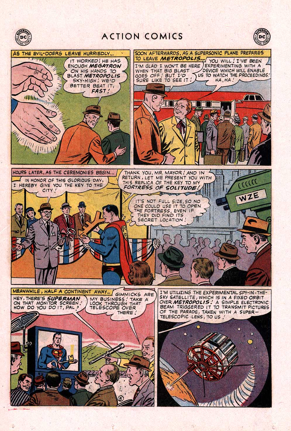 Read online Action Comics (1938) comic -  Issue #328 - 6
